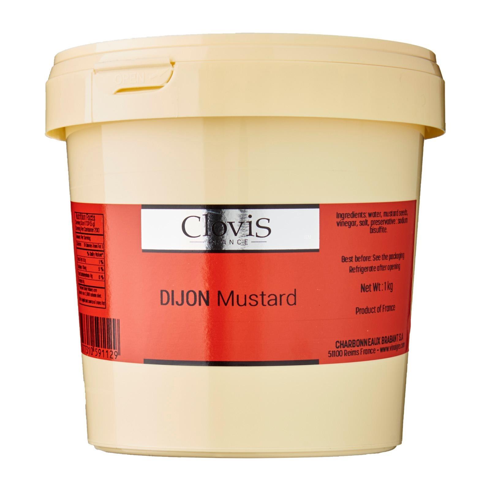 Clovis Dijon Mustard