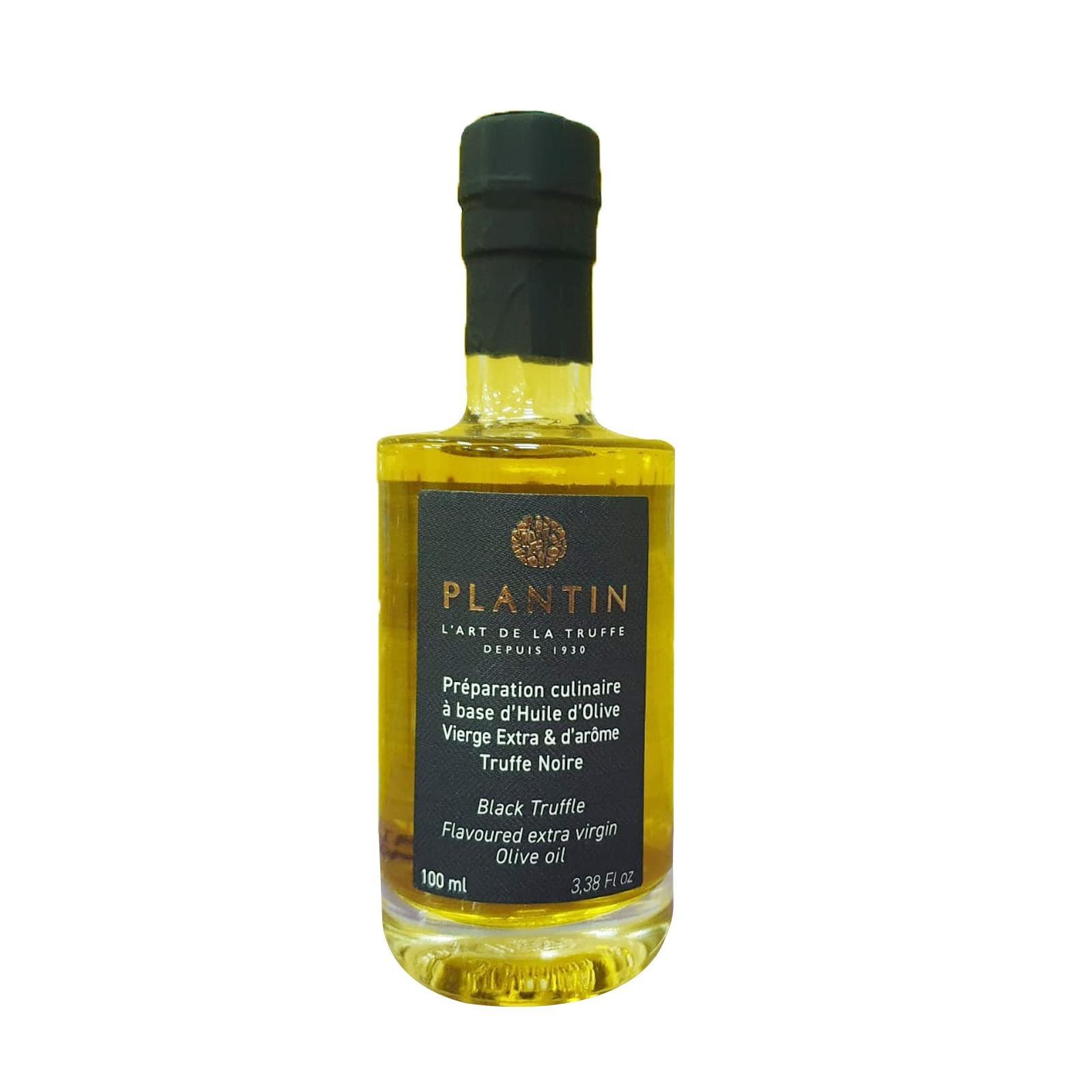 Plantin Winter Black Extra Virgin Olive Truffle Oil-By Culina
