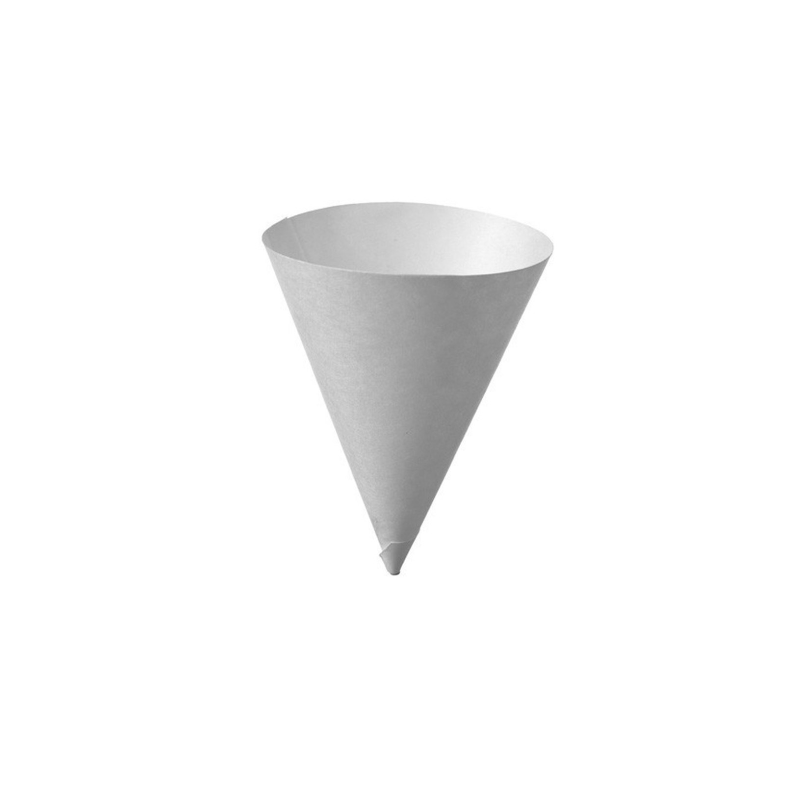 MTRADE Disposable 4 Oz Paper Cone Cup