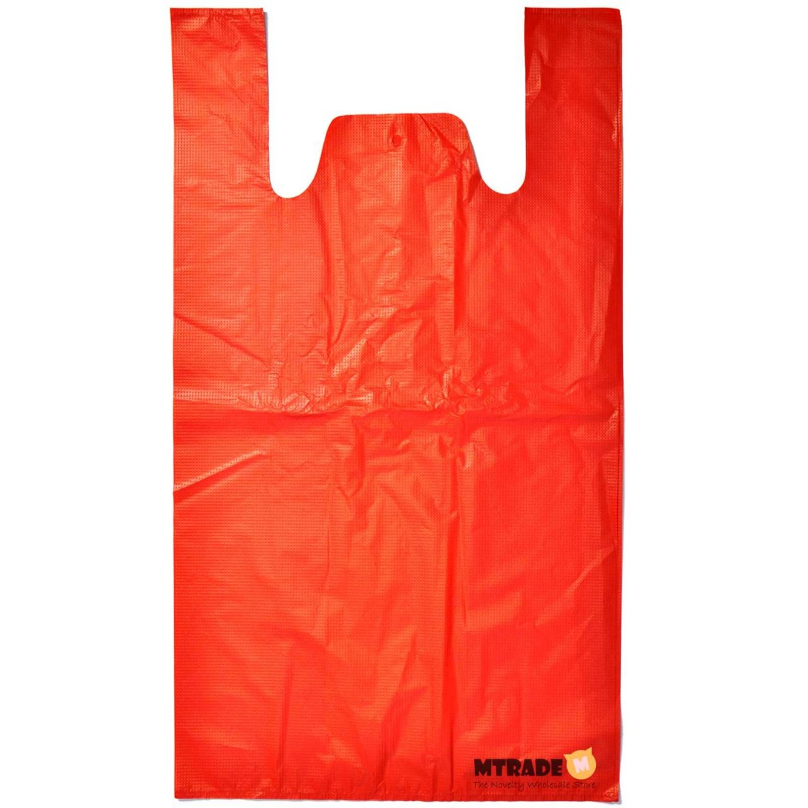 MTRADE Extra Large Red Plastic Bag Value Pack
