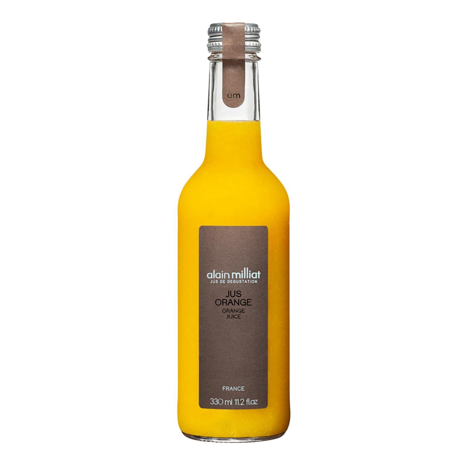 Alain Milliat Orange Juice-By Culina