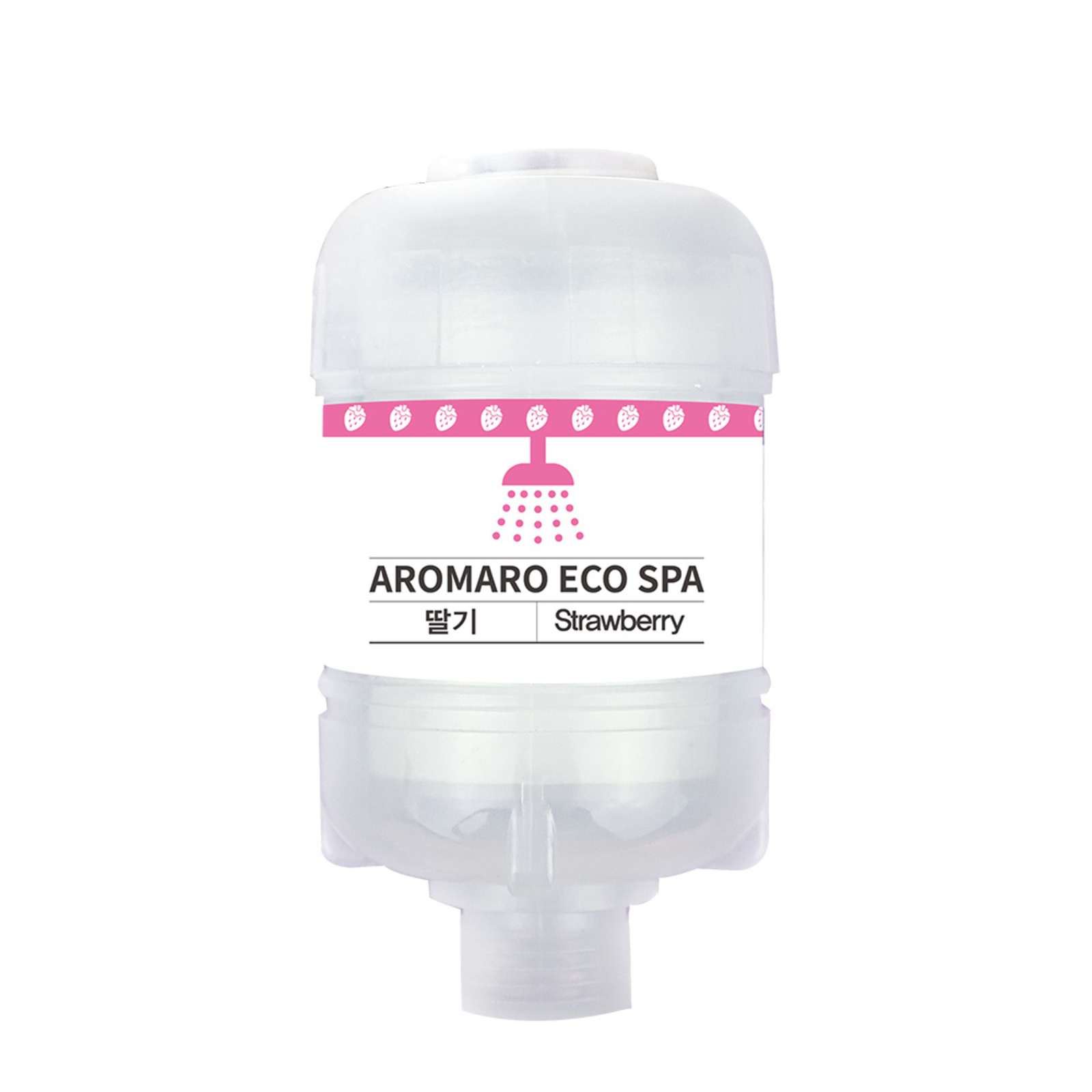 Aromaro Eco Spa Shower Filter - Strawberry