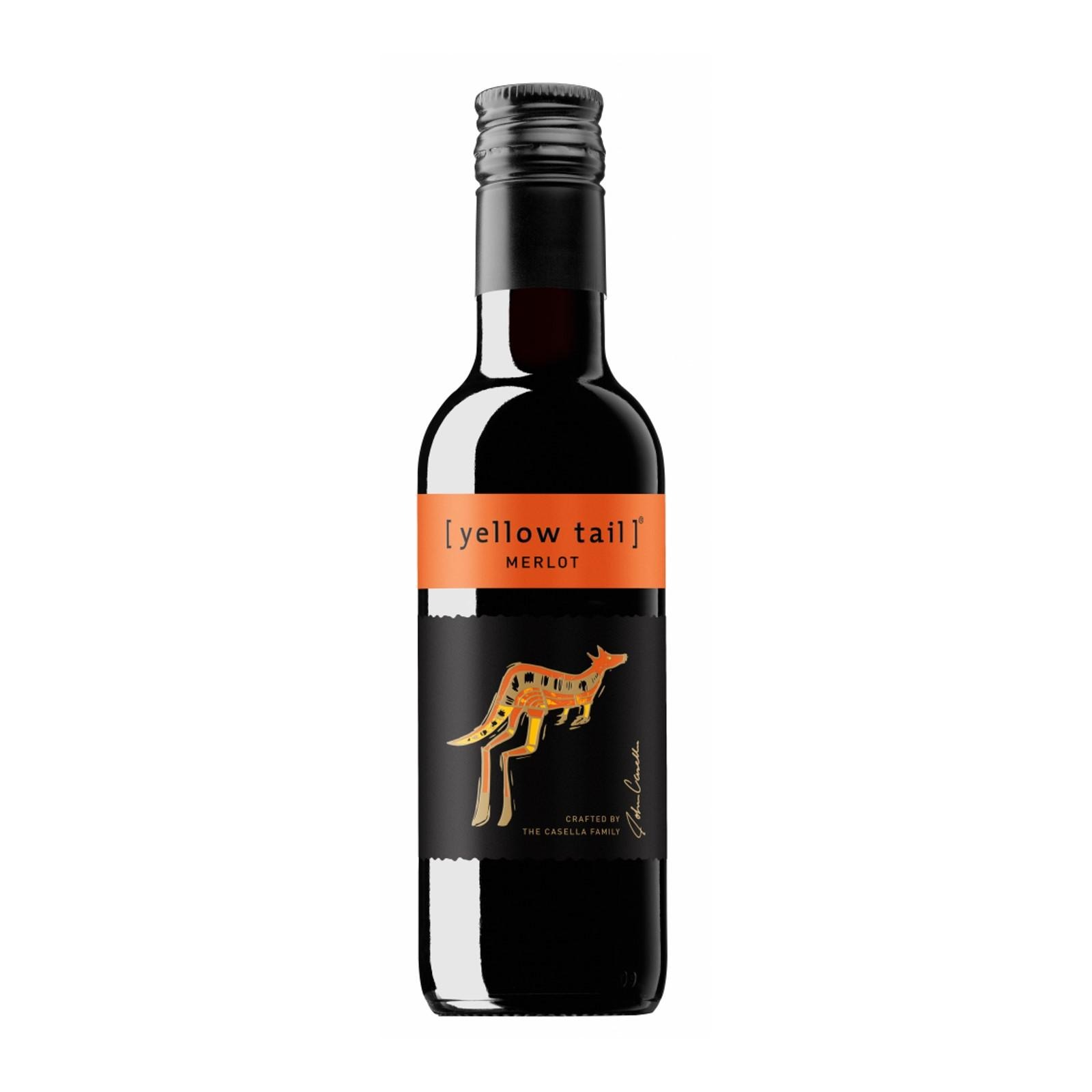 Yellow Tail Mini Merlot