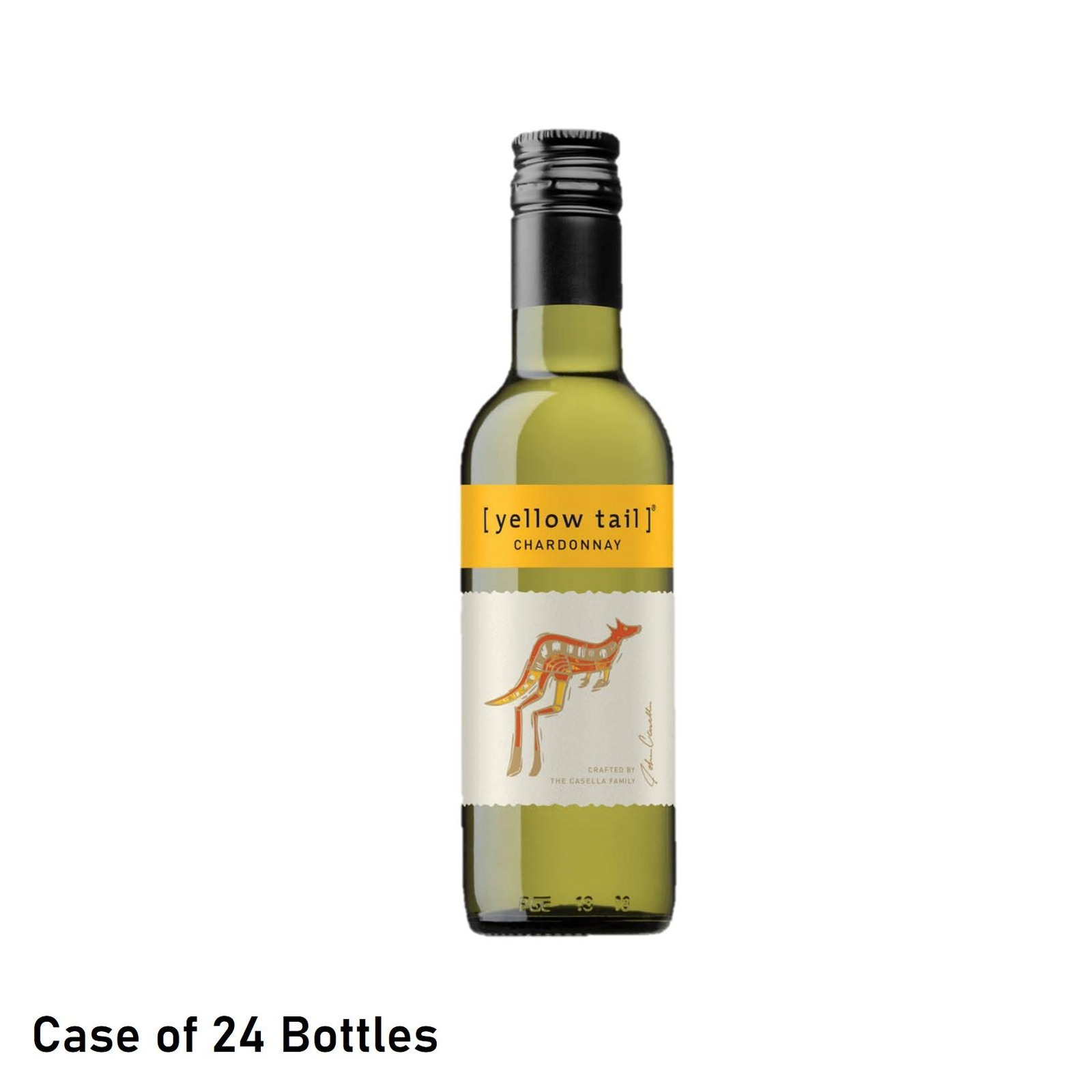 Yellow Tail Mini Chardonnay - Case
