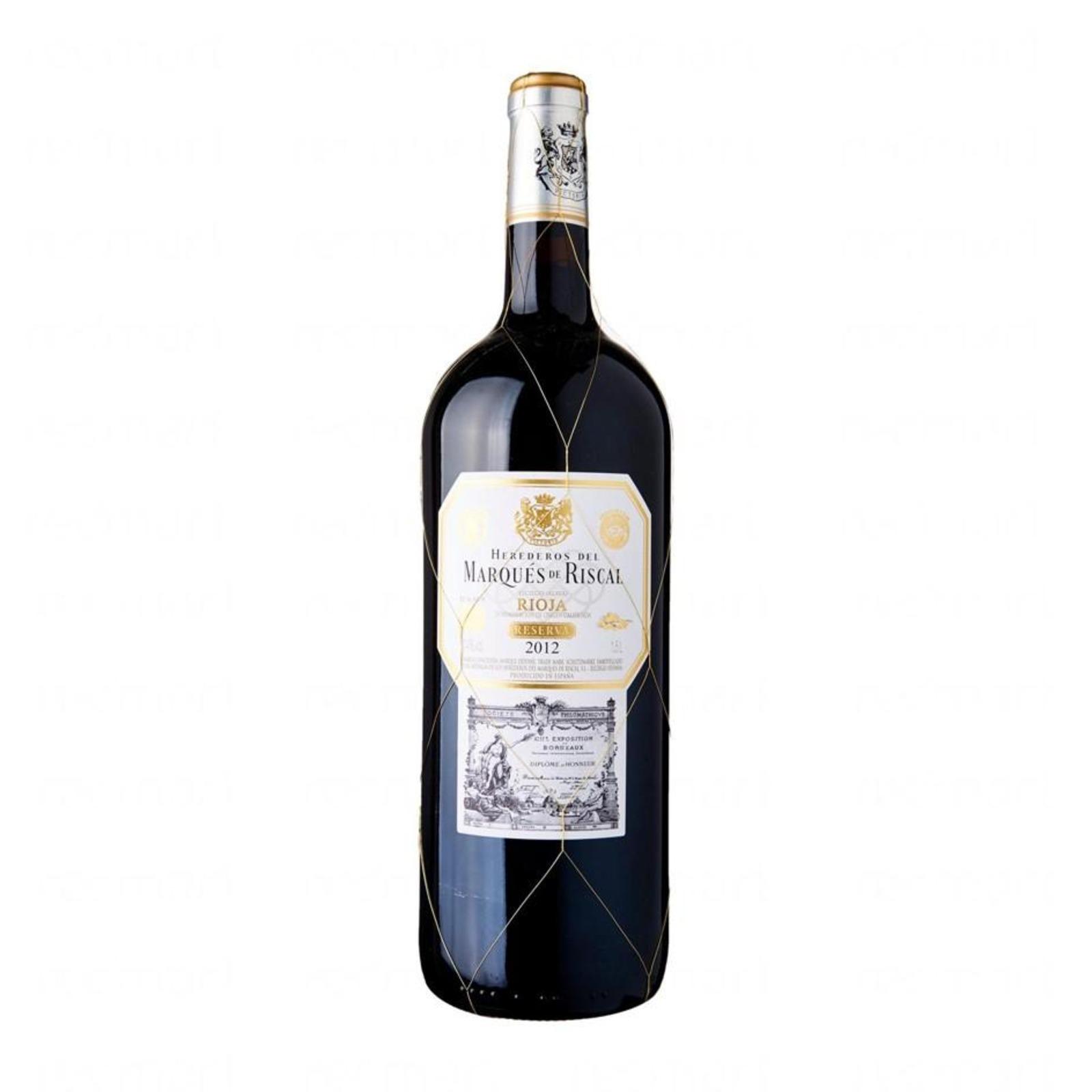 Marques de Riscal Reserva Rioja Magnum