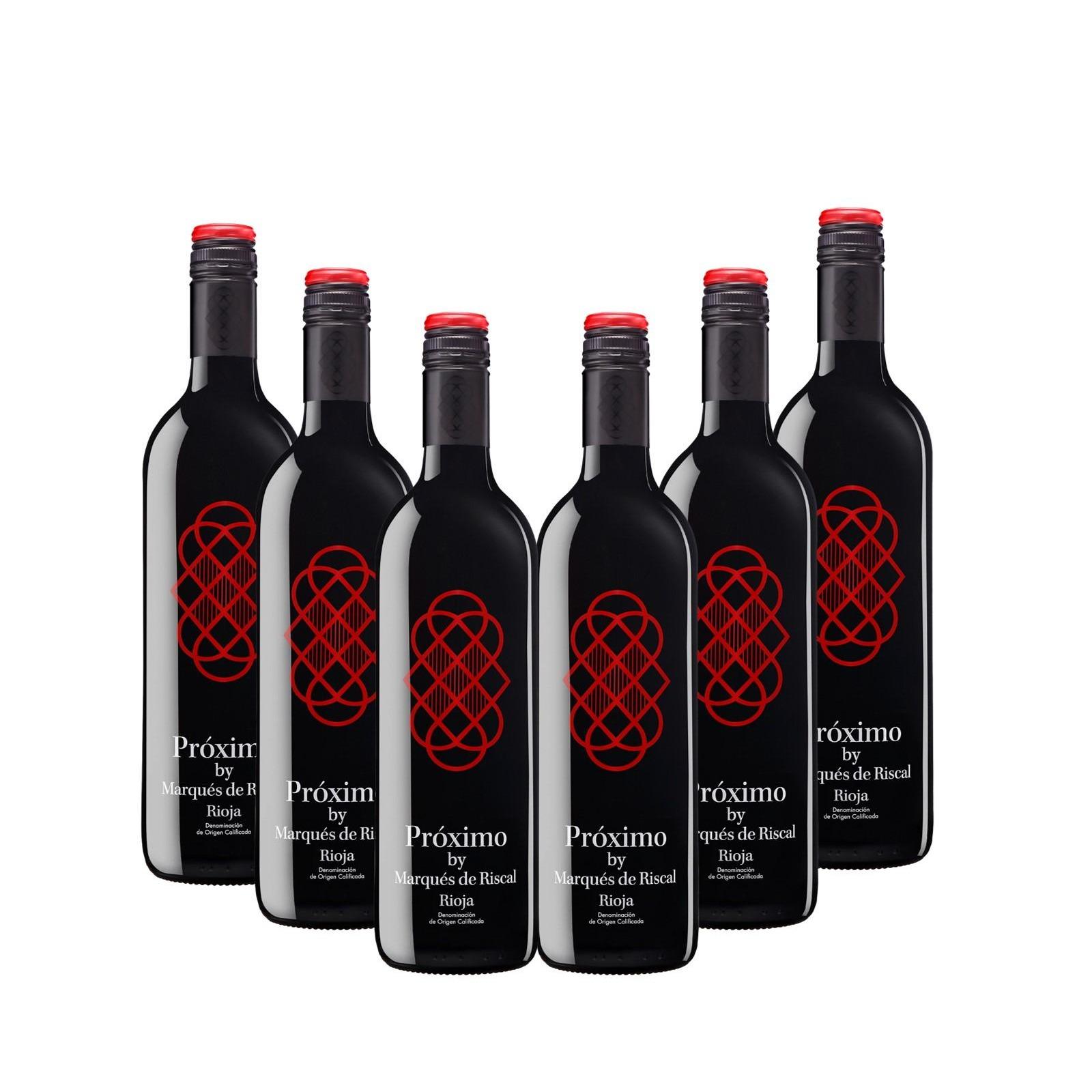Marques de Riscal Proximo Rioja - Case
