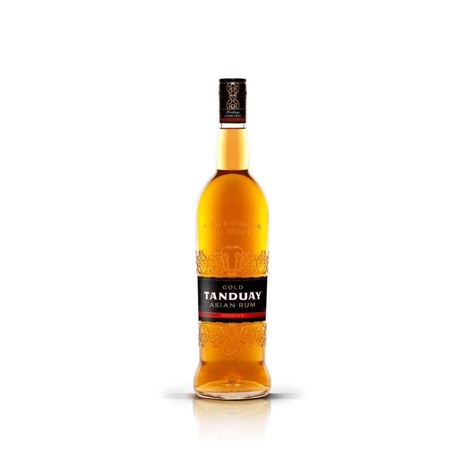 Tanduay 7 Years Gold Asian Rum