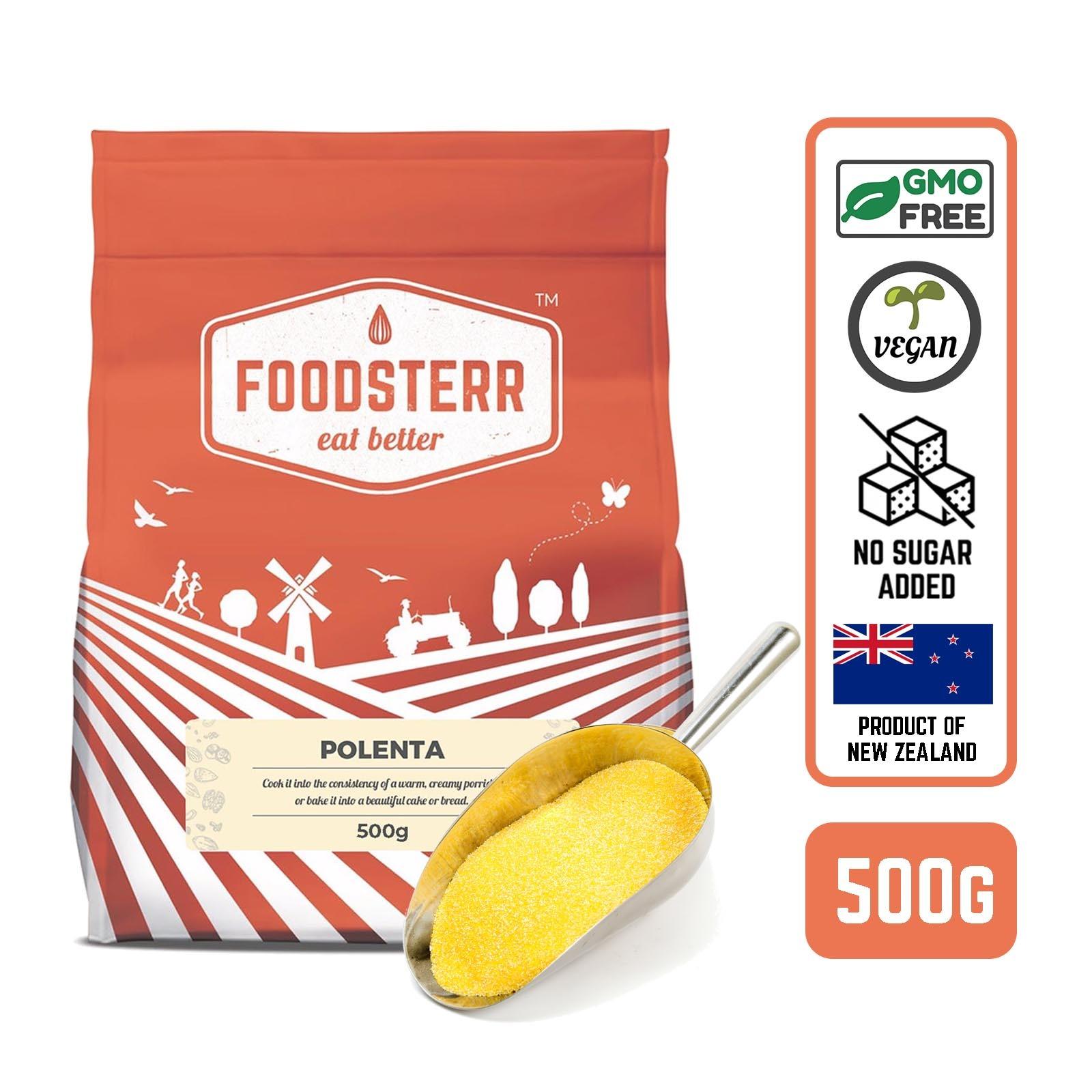 Foodsterr New Zealand Polenta