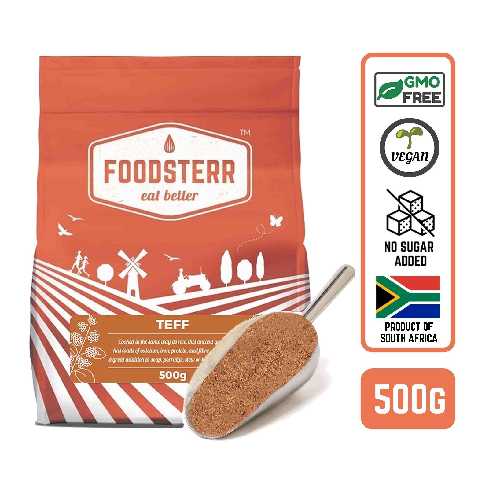 Foodsterr S. African Teff