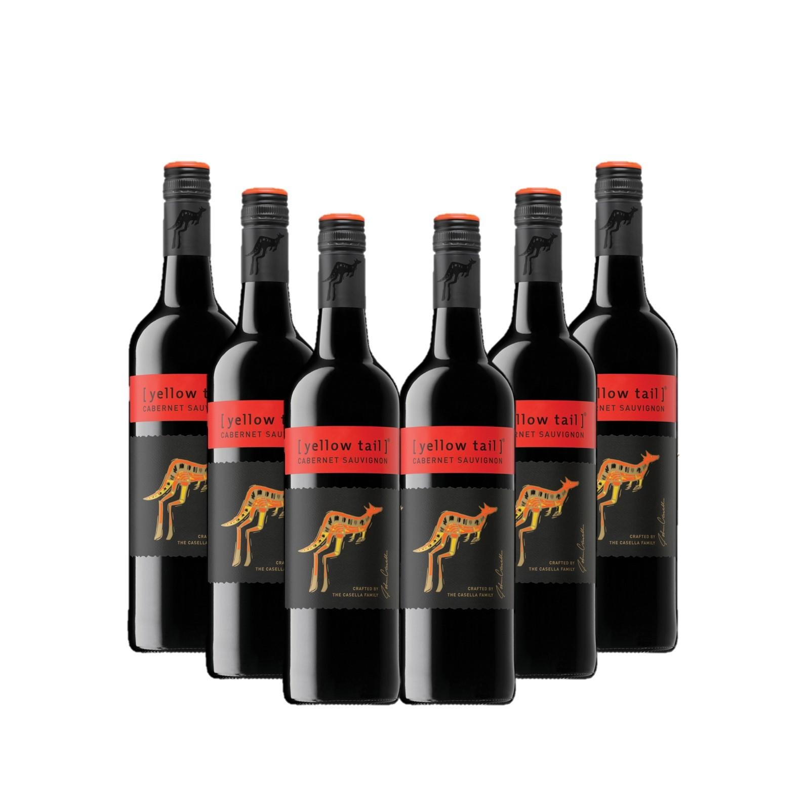 Yellow Tail Cabernet Sauvignon - Case