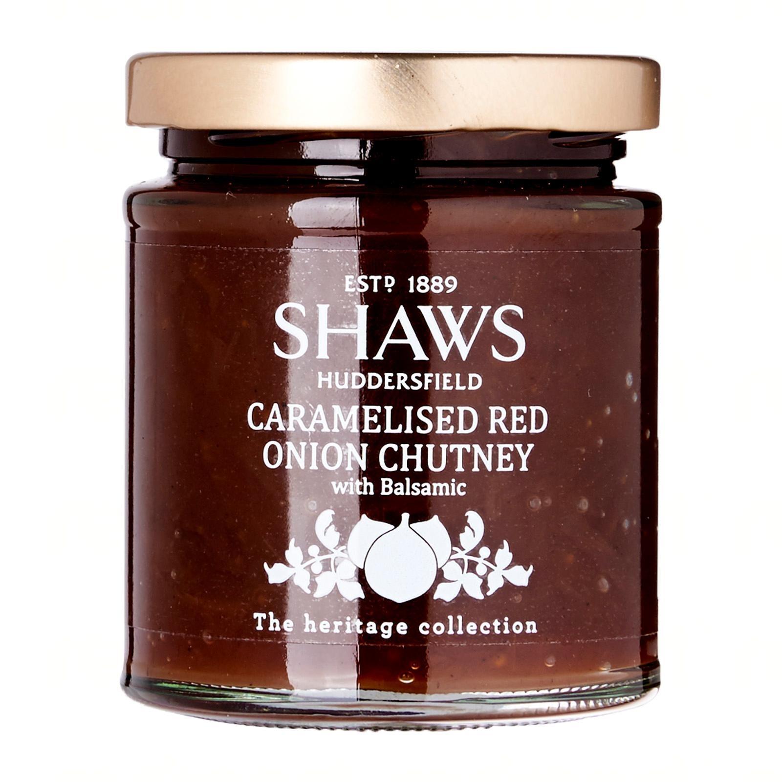 Shaws Caramelised Red Onion Chutney