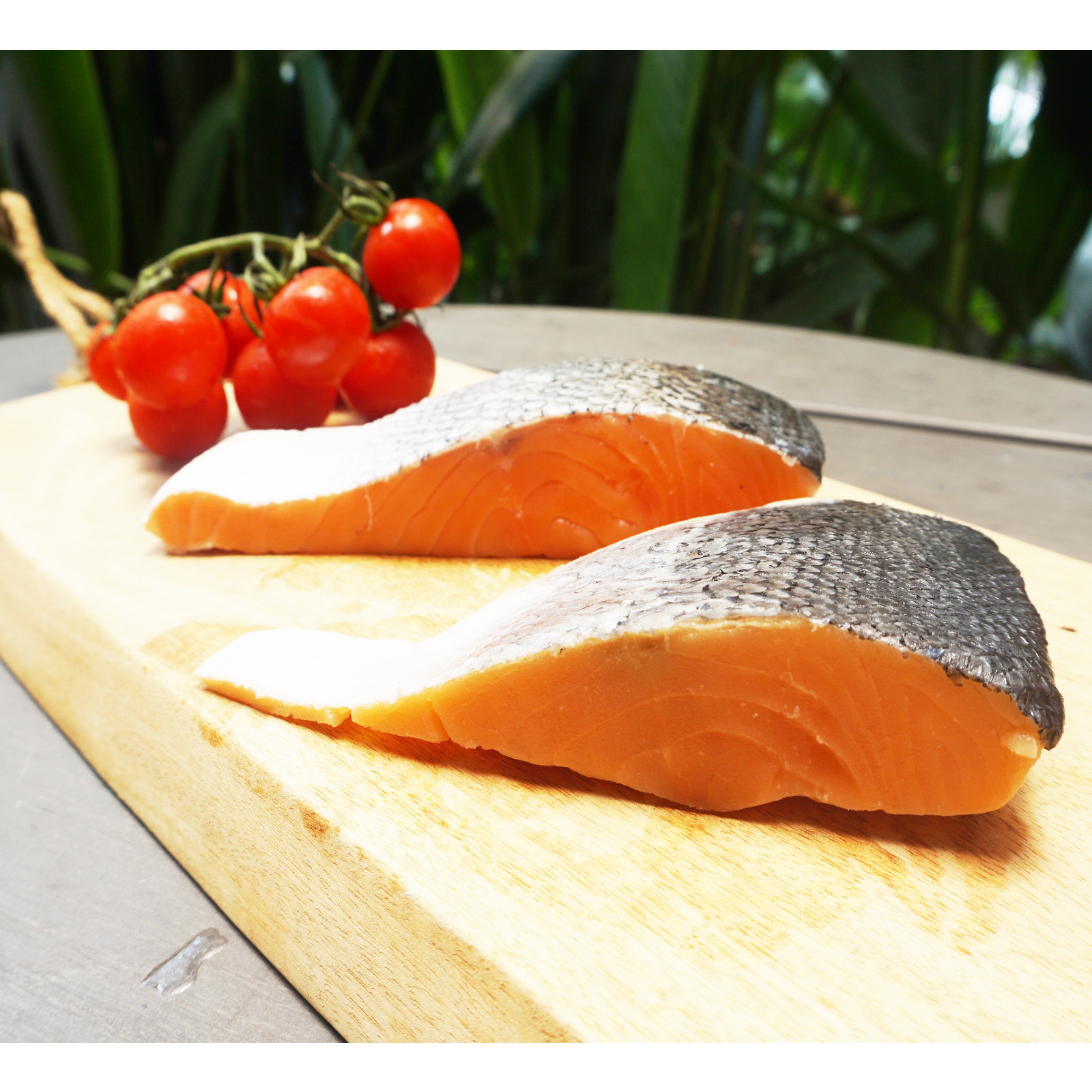 Catch Seafood Salmon Portion Pack of 9