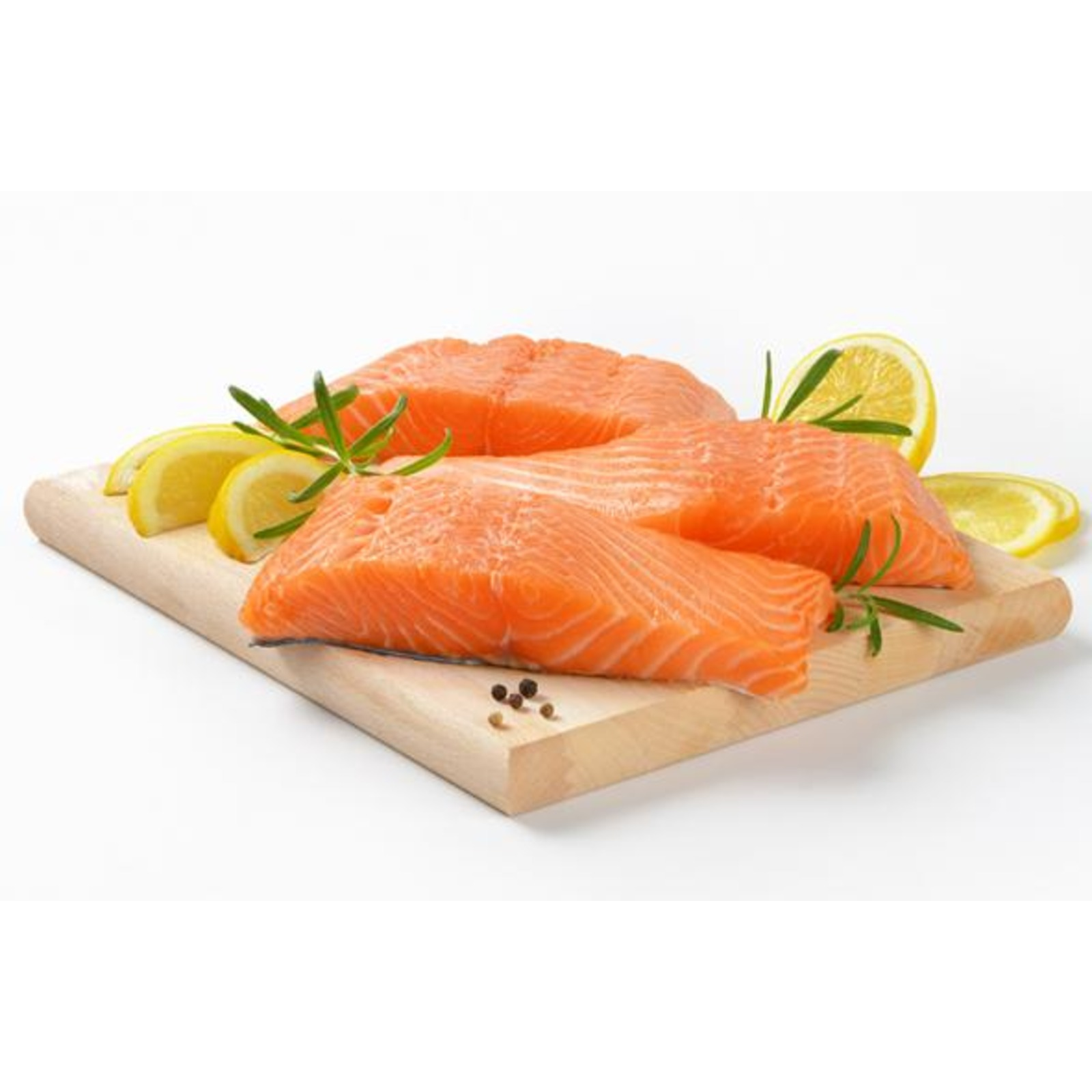 Catch Seafood Salmon Portion (Pack of 3) (Frozen)