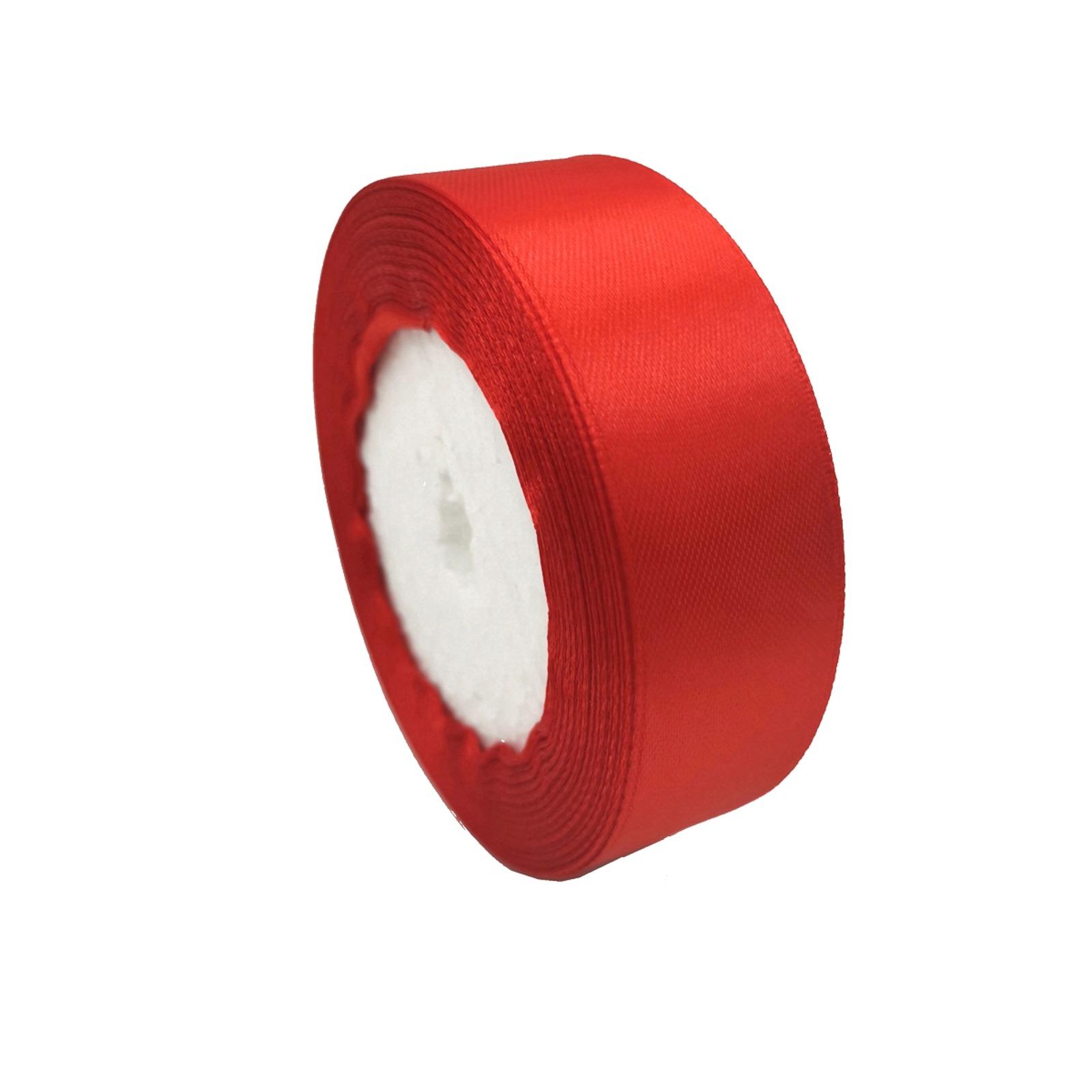 VIP Ribbon 2.5cm x 22.5m - Red