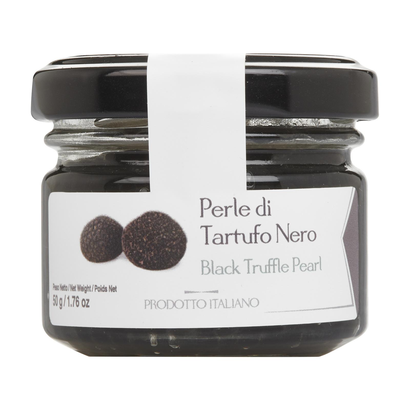 ARTIGIANI DEL TARTUFO Black Truffle Pearls