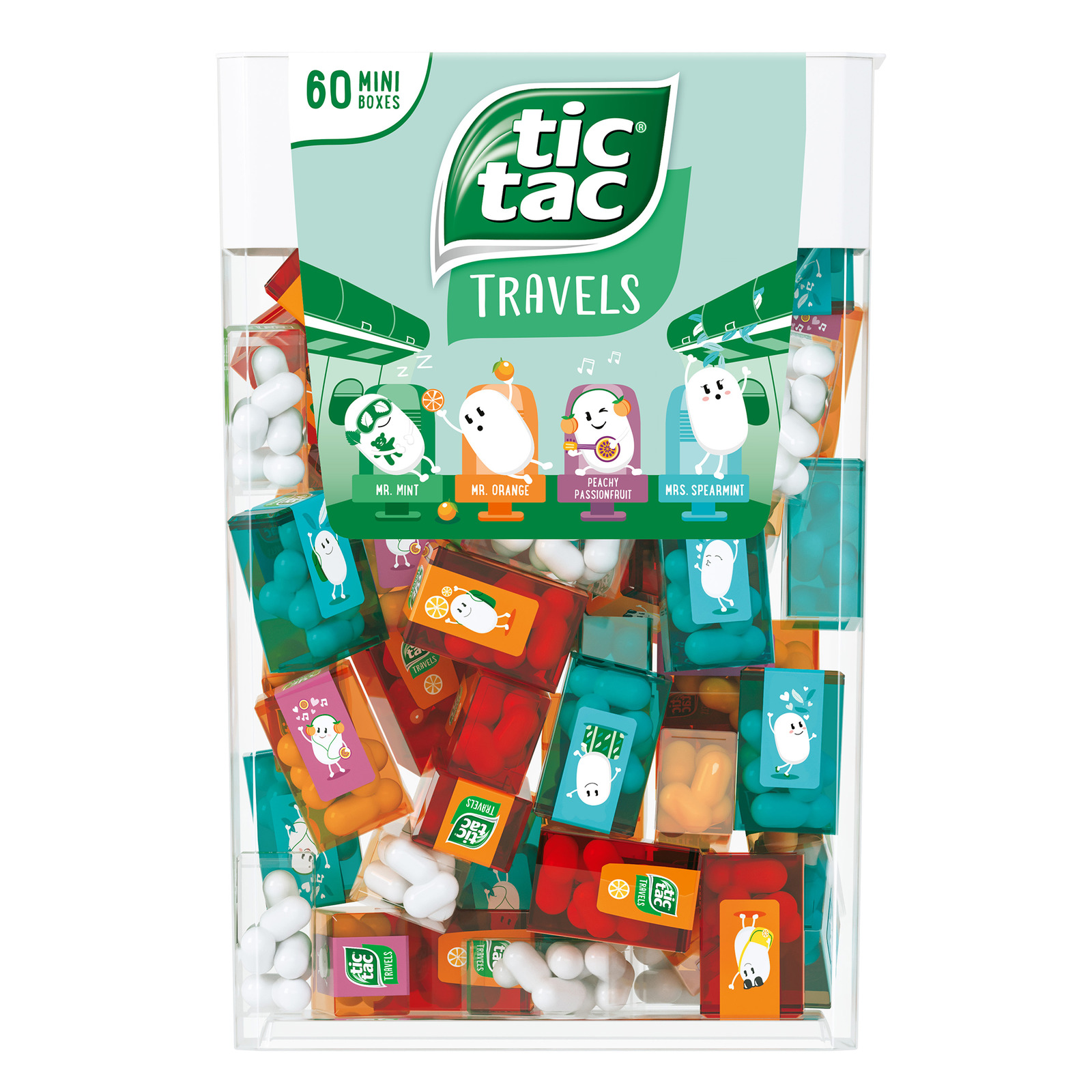 Tic Tac - Liliput