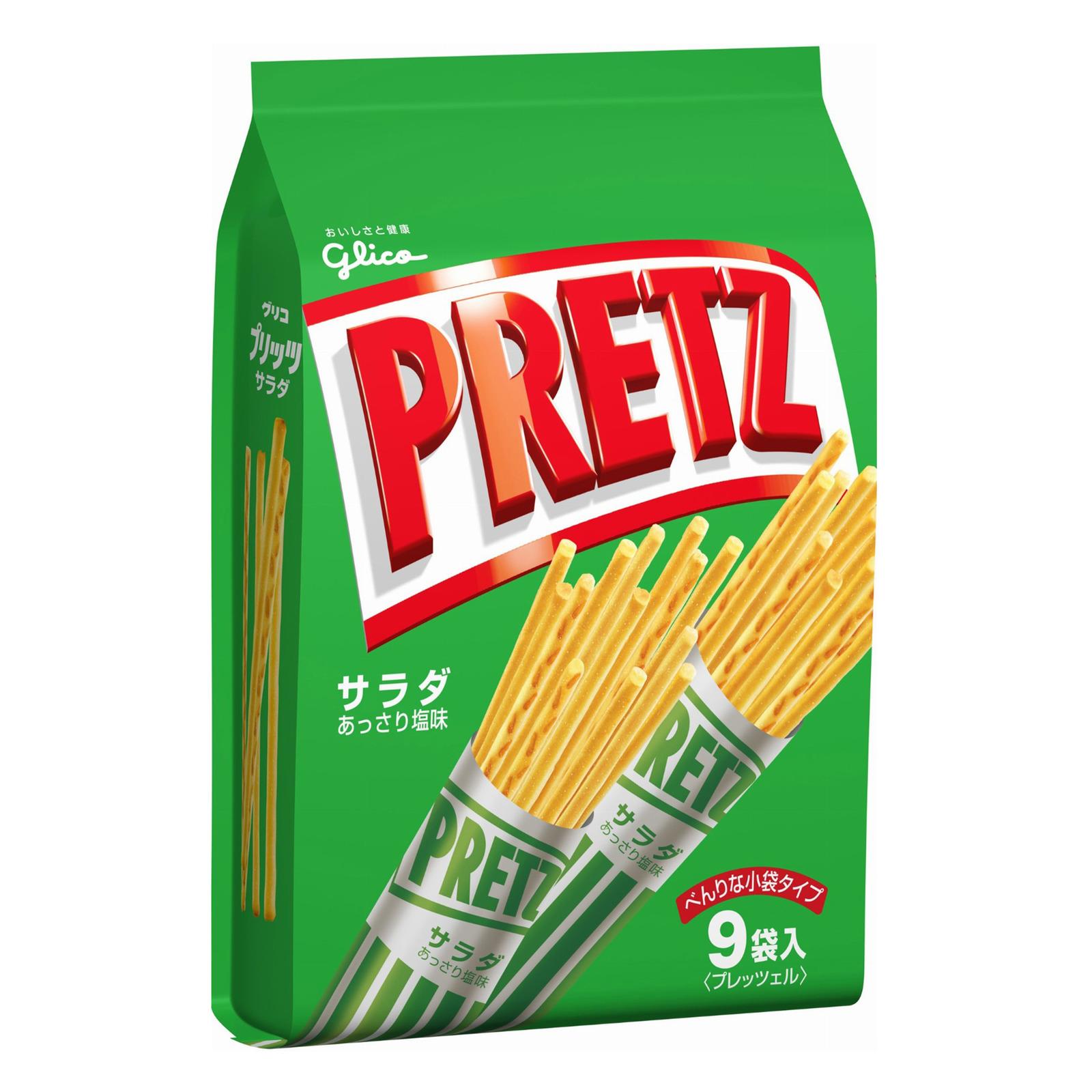 Glico Pocky - Pretz Salad