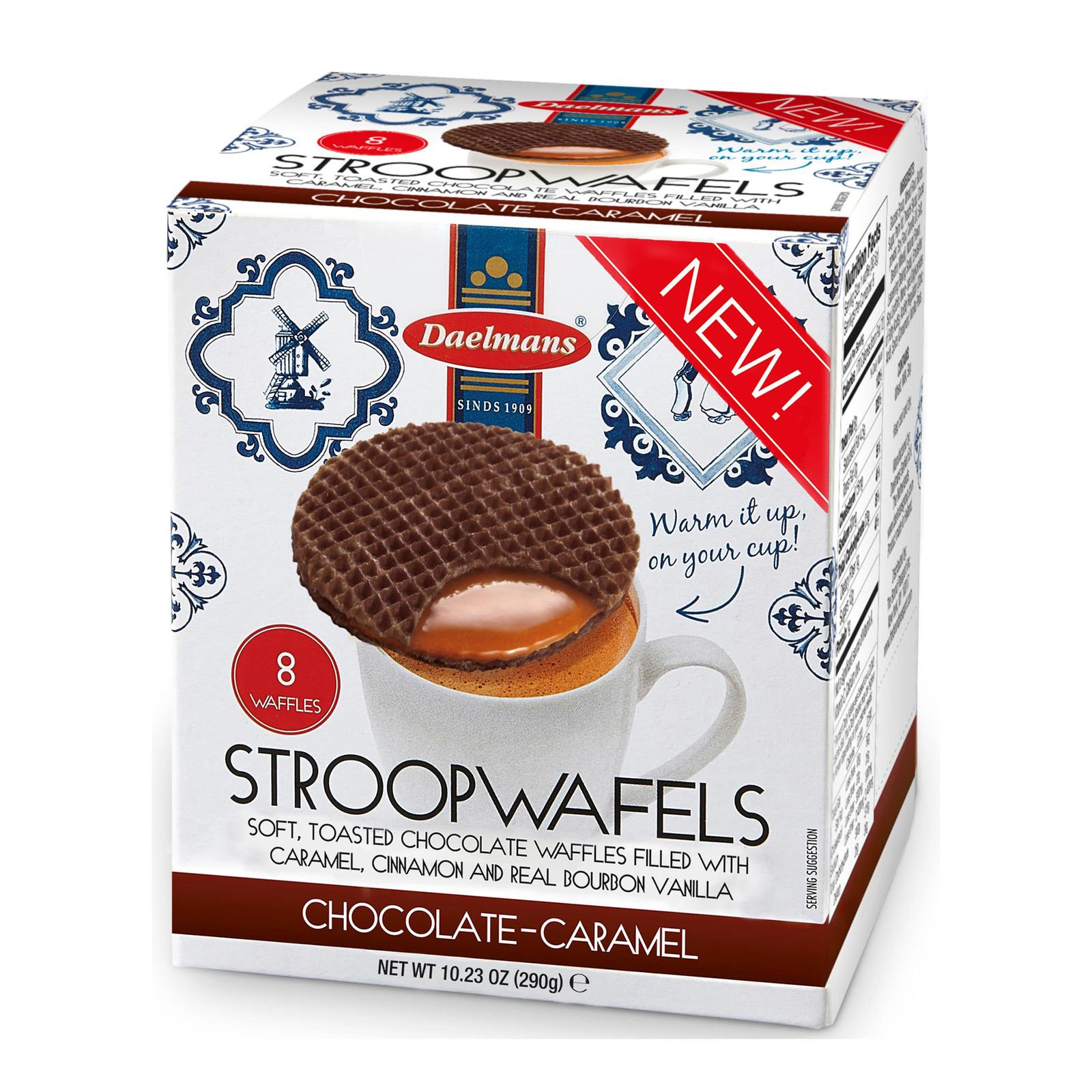 Daelmans Stroopwafels - Chocolate