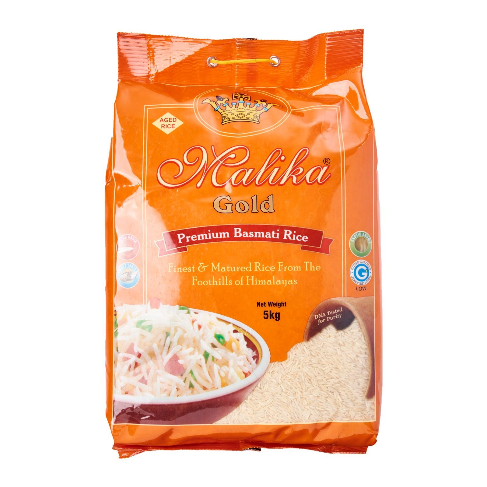 Malika Gold Basmati Rice