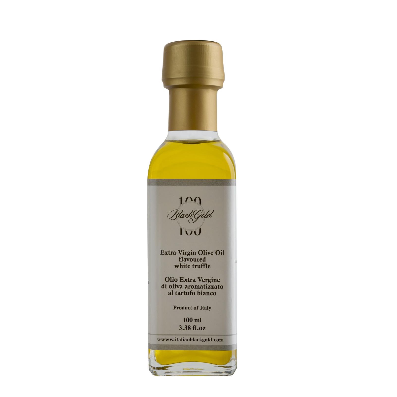 Black Gold White Truffle Extra Virgin Olive Oil