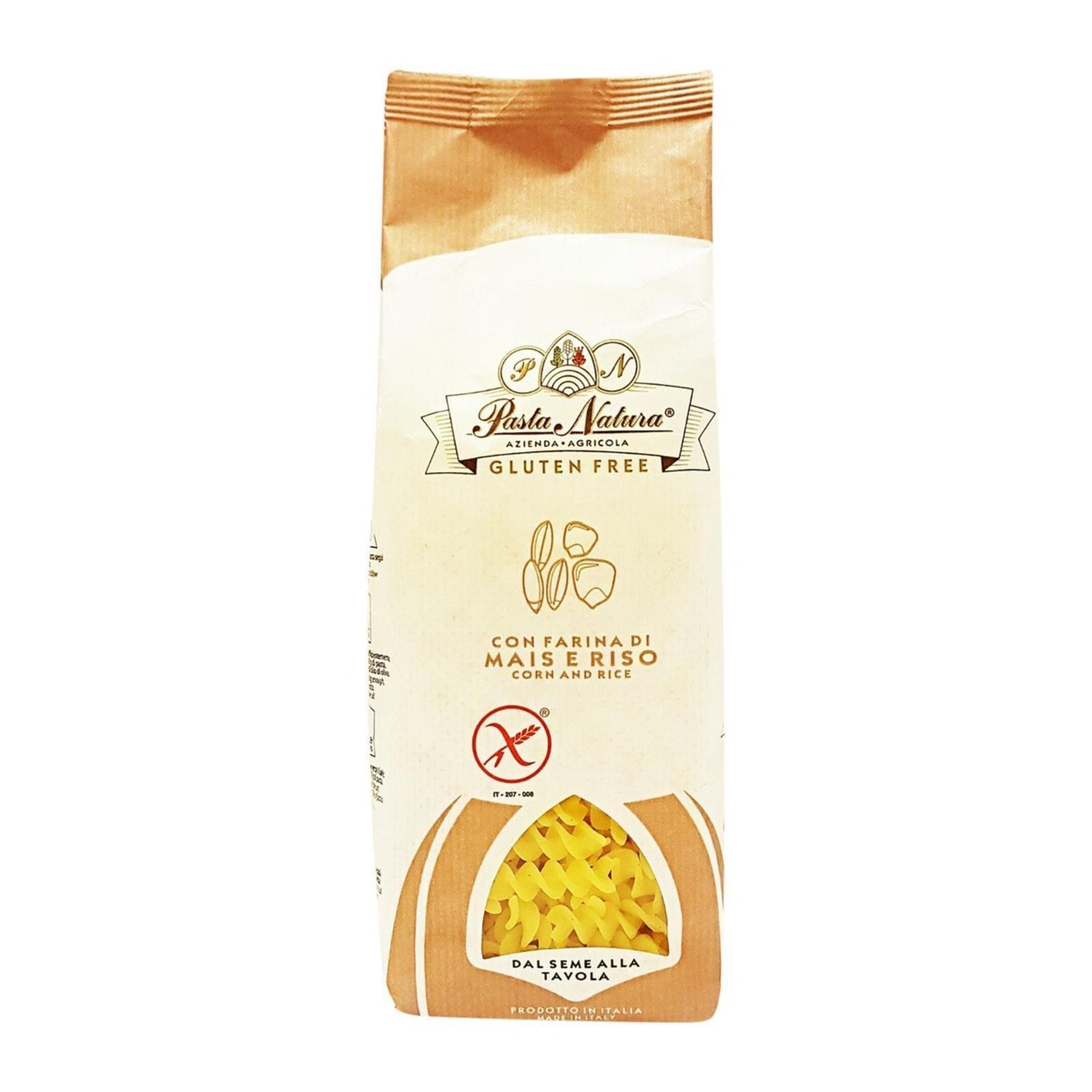 Pasta Natura Gluten Free Corn & Rice Pasta Fusilli
