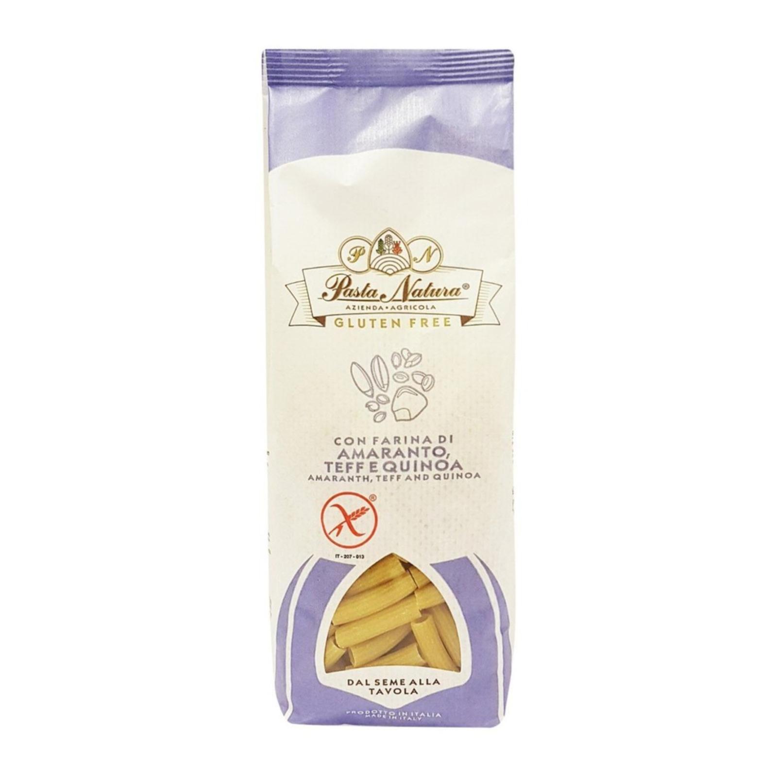 Pasta Natura Gluten Free Amaranto, Teff & Quinoa Penne