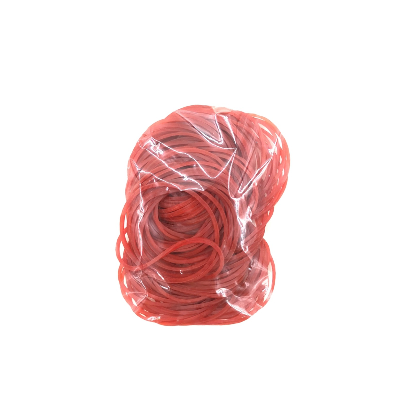 VIP 1 3/4'' Rubber Band - Red