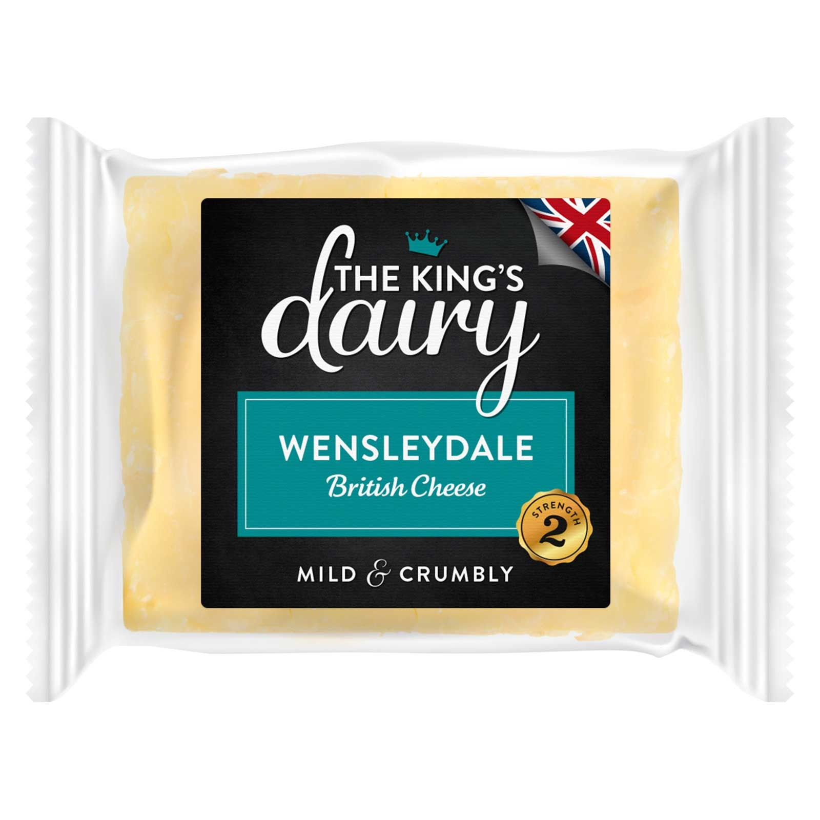 The King's Dairy Wensleydale Cheese