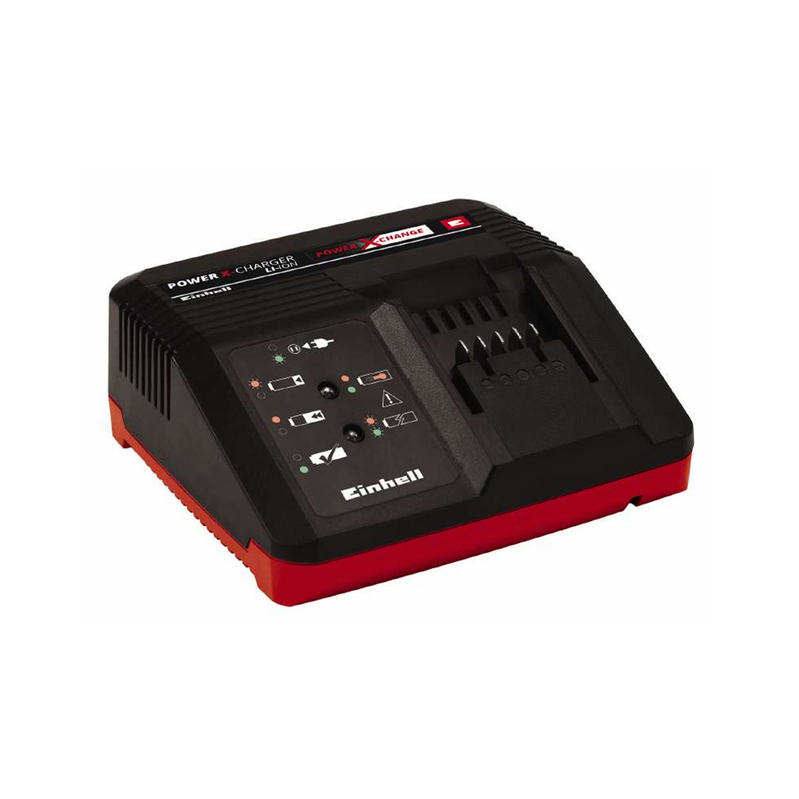 Einhell 18V 30min Power-X-Change Battery Charger for Power Tools