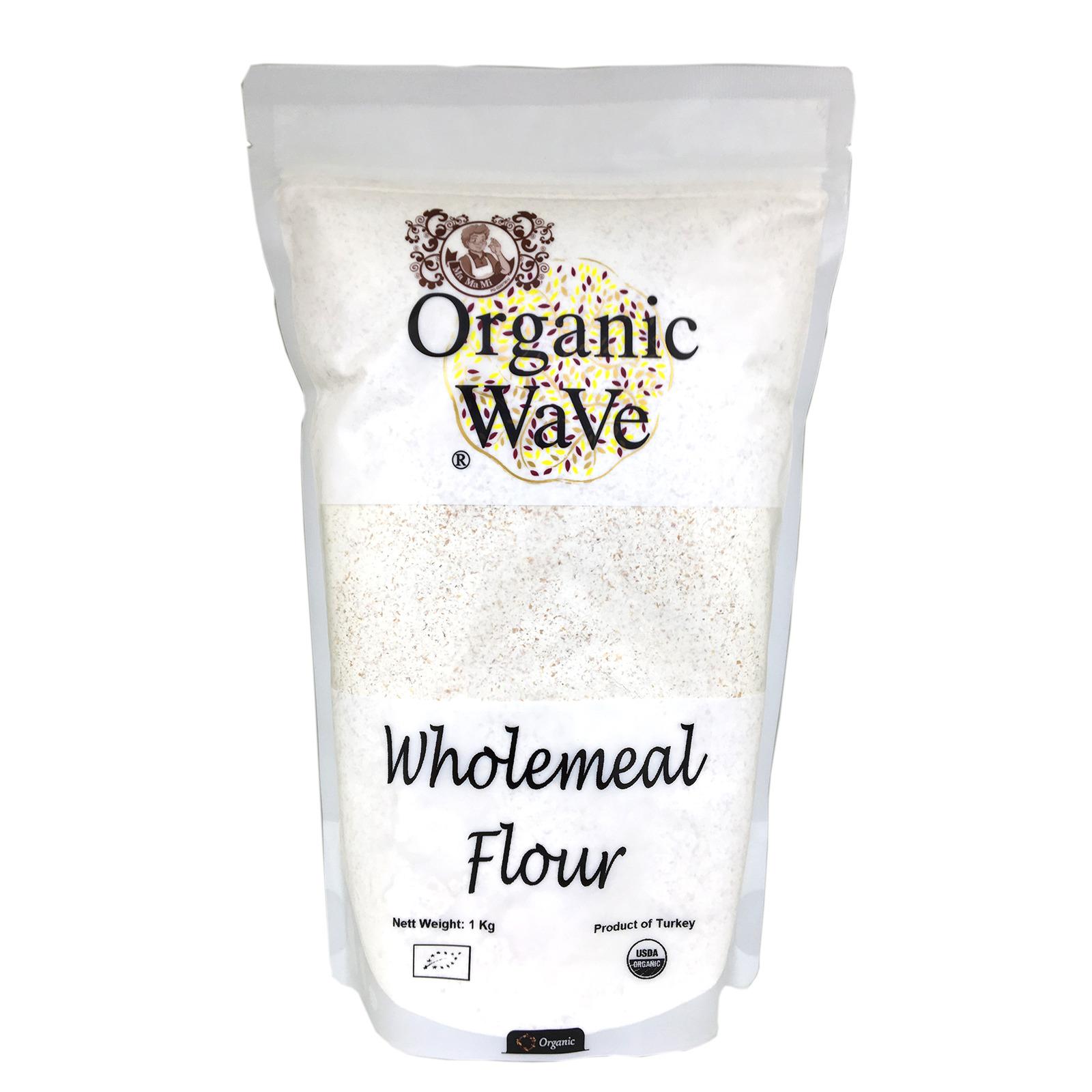 Organic Wave Wholemeal Flour