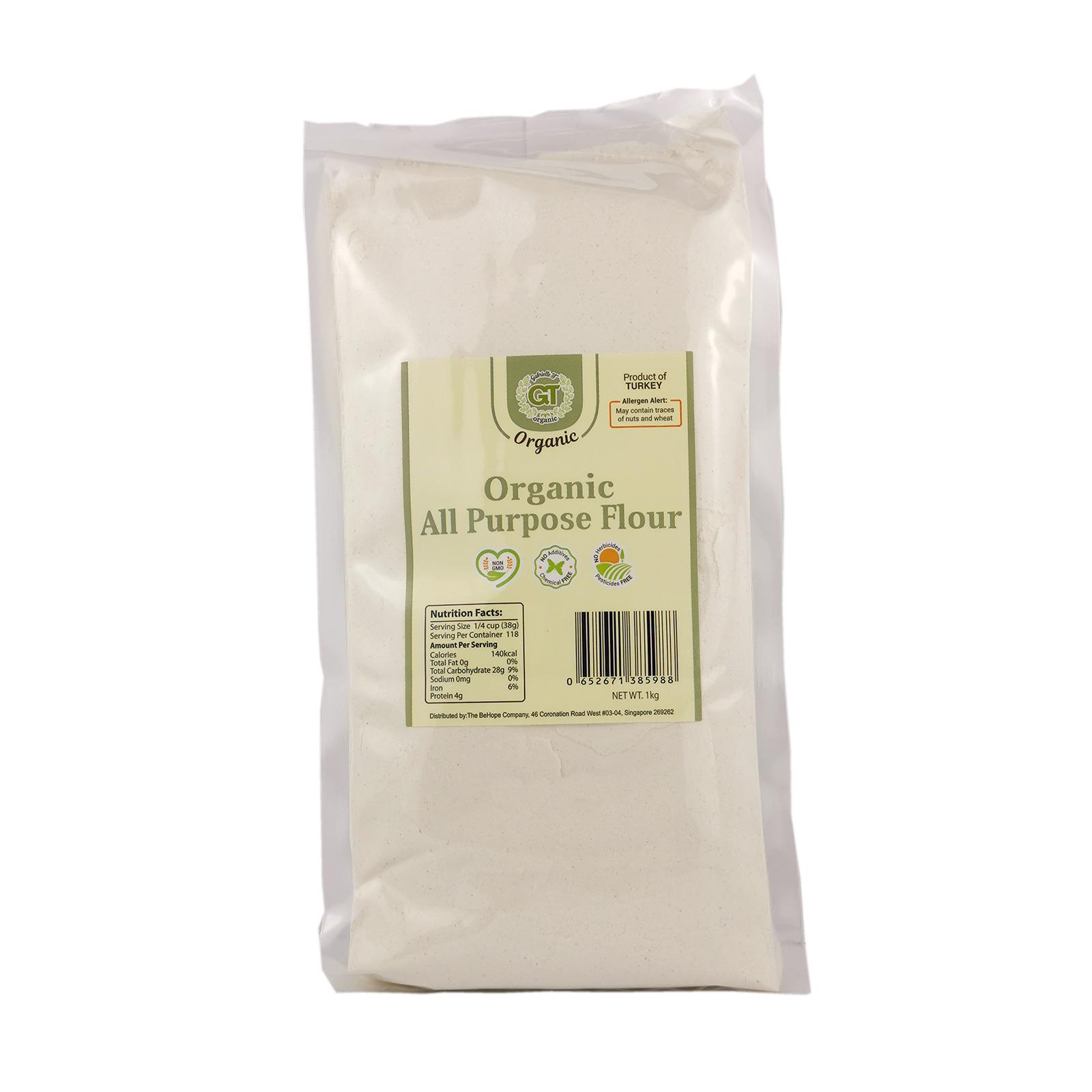 Gabrielle T Organic All Purpose Plain Flour