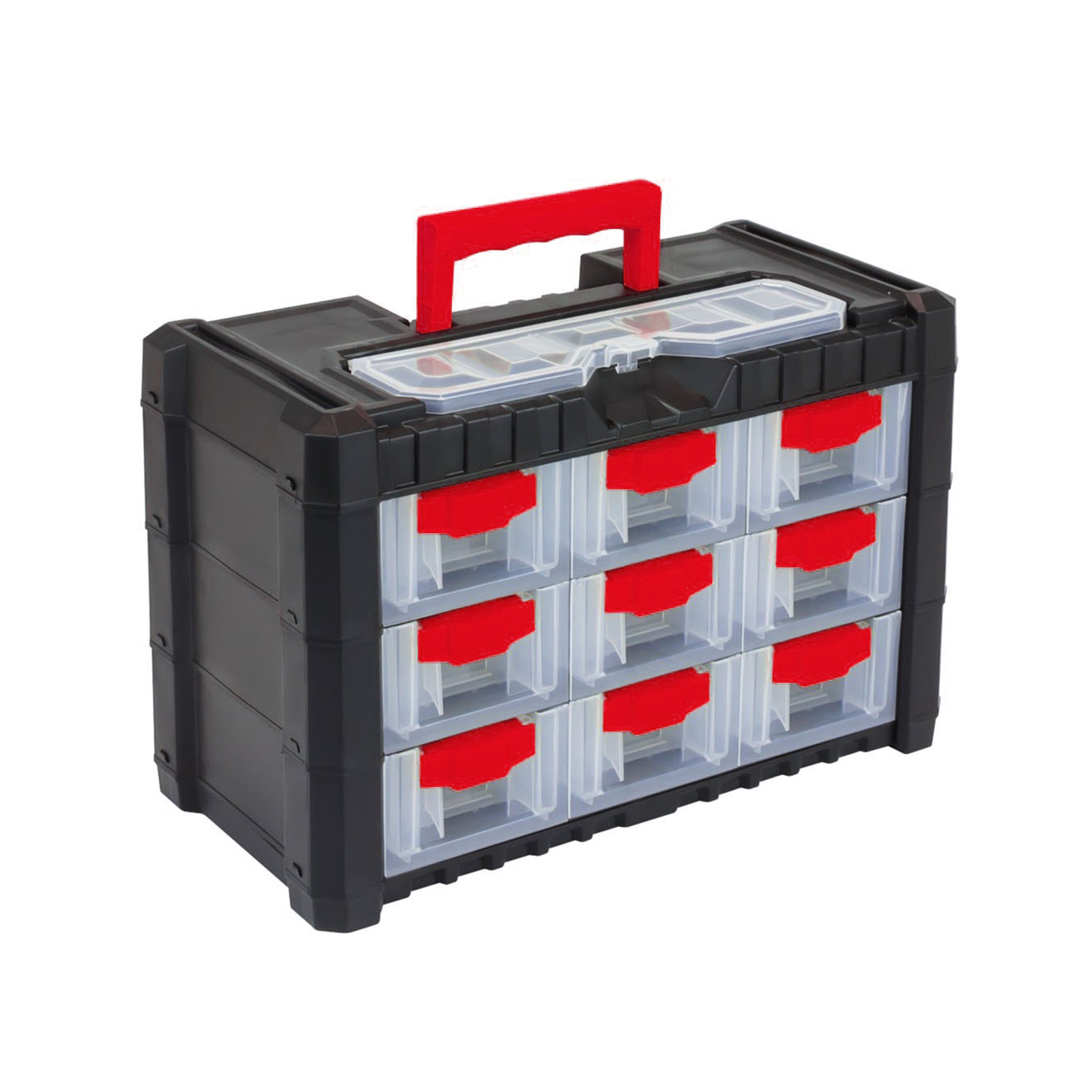 Prosperplast Multicase Cargo Tool Box 10