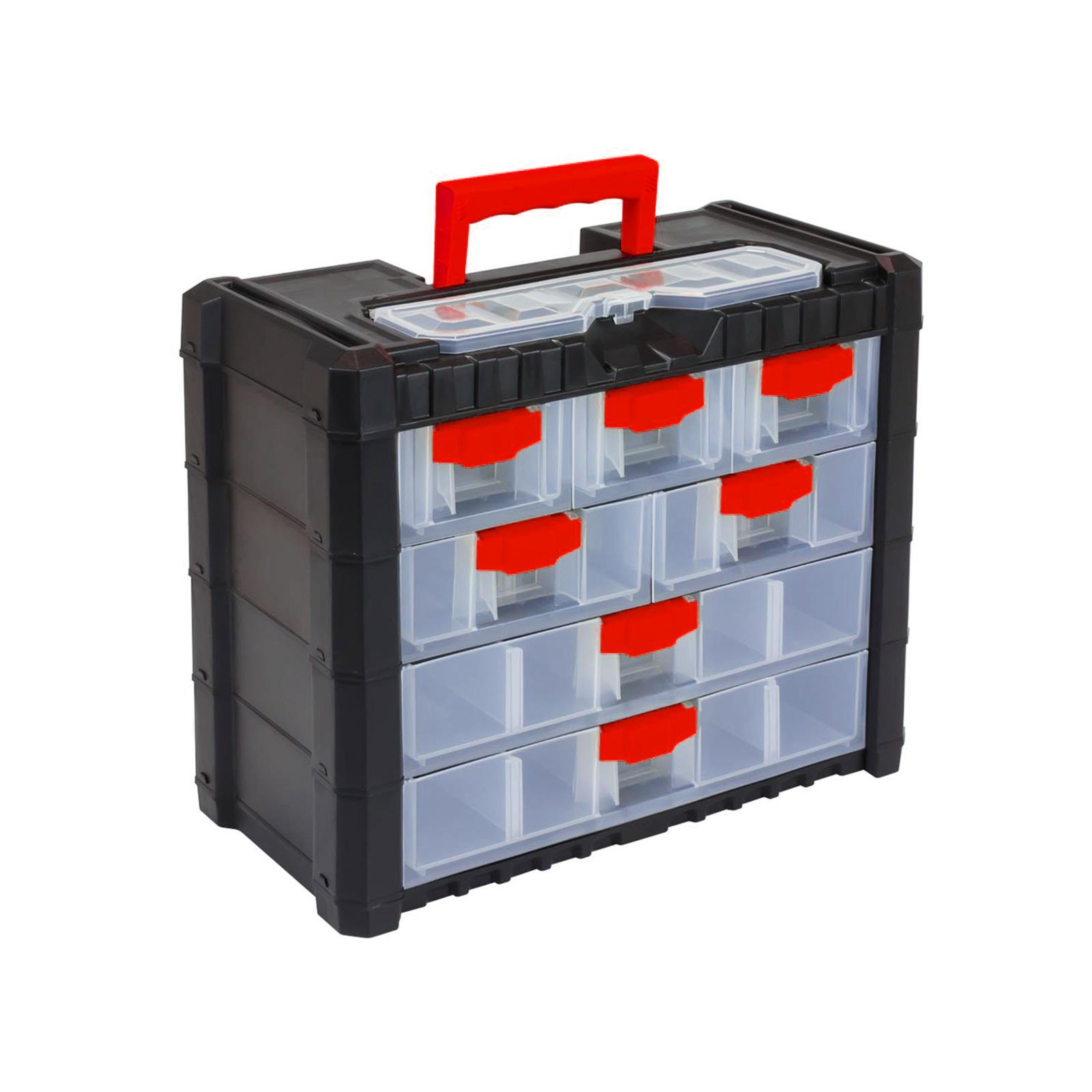 Prosperplast Multicase Cargo Tool Box 13