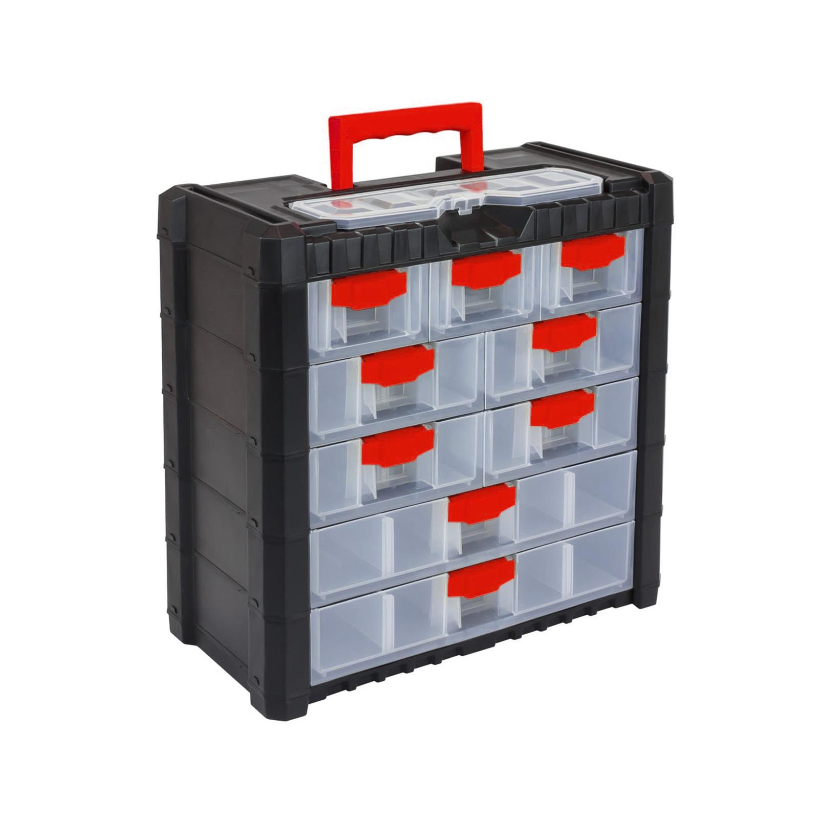 Prosperplast Multicase Cargo Tool Box 16