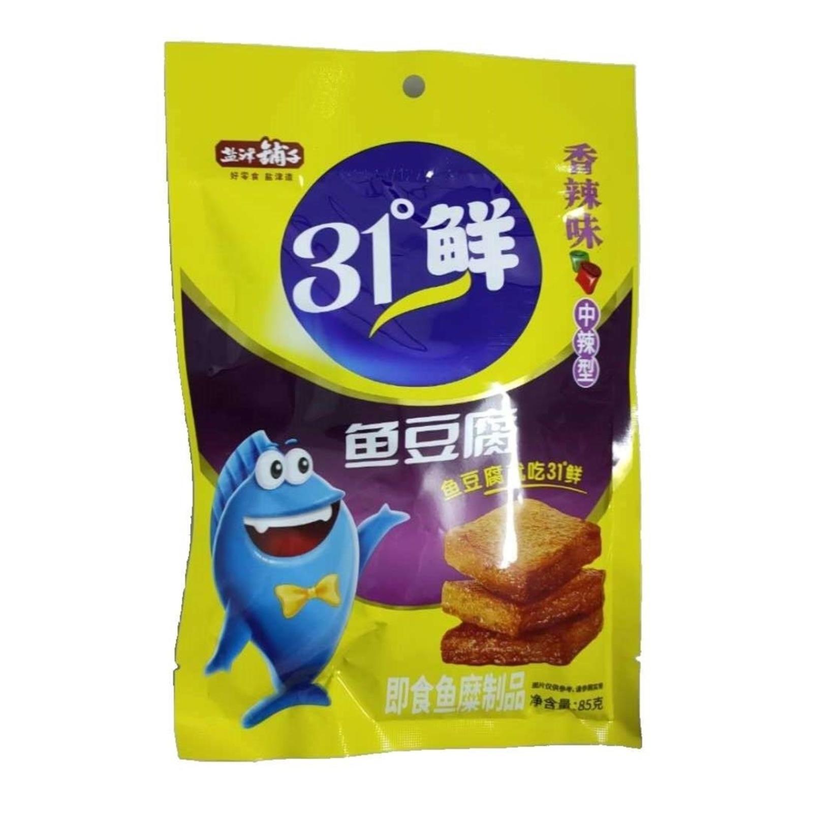 YanJinPuZi Fish Tofu Spicy