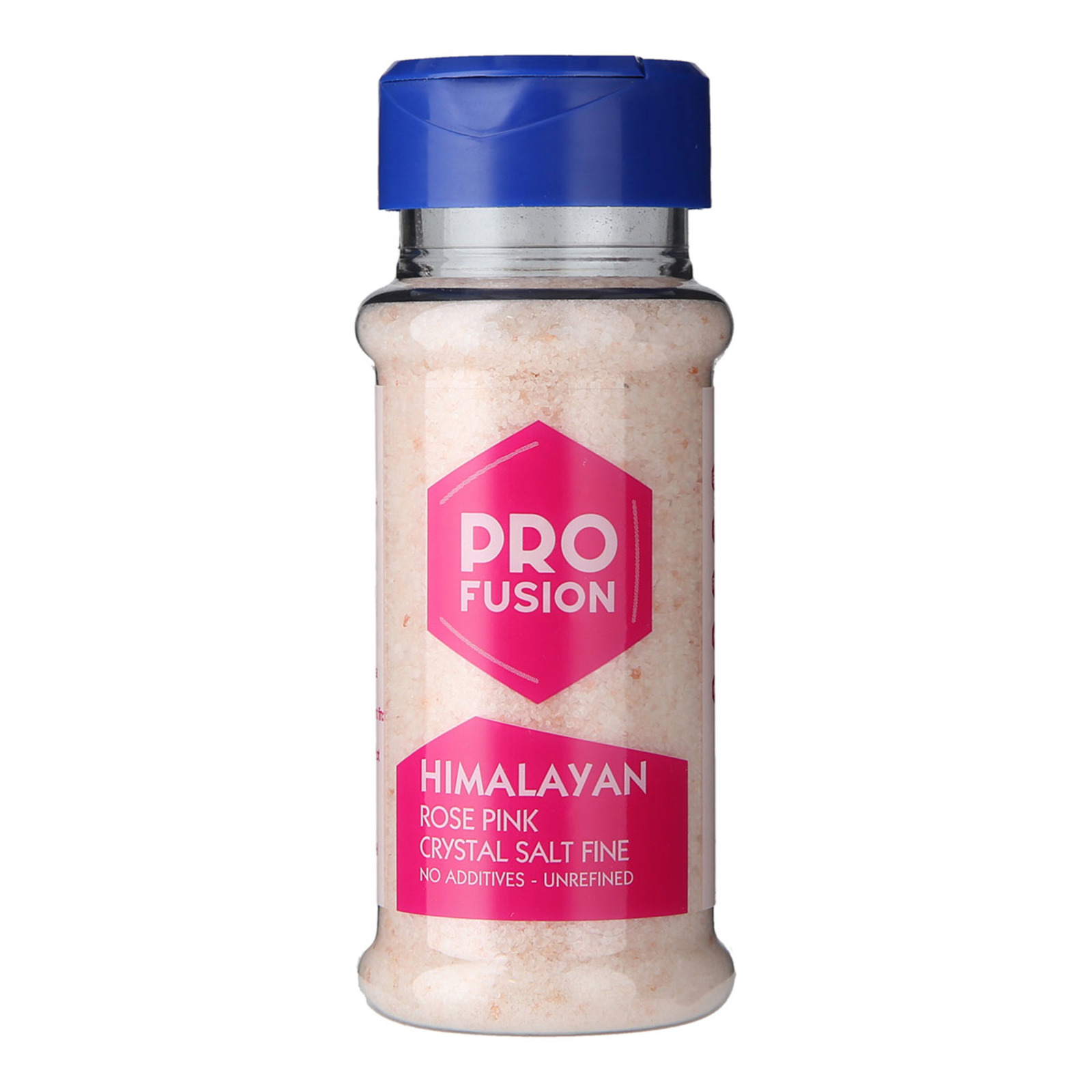Profusion Organic Himalayan Rose Pink Salt Fine - Table Shaker