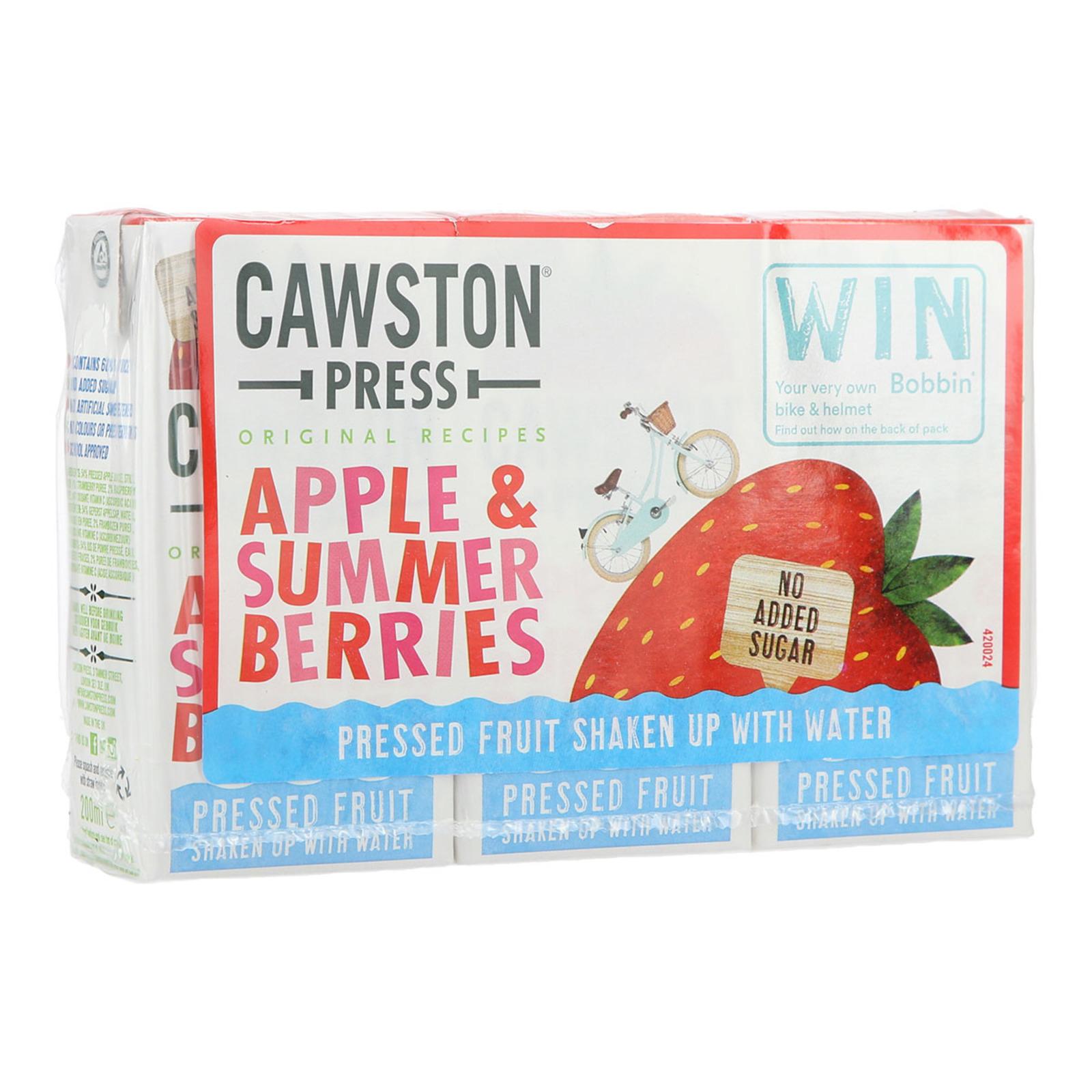 Cawston Kids Apple & Summer Berries