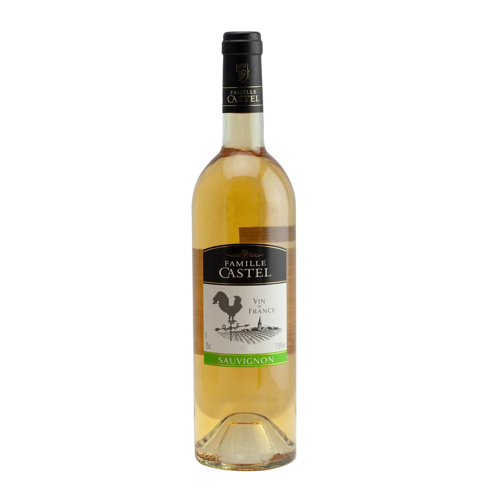 Famille Castel Vin De France Sauvignon Blanc