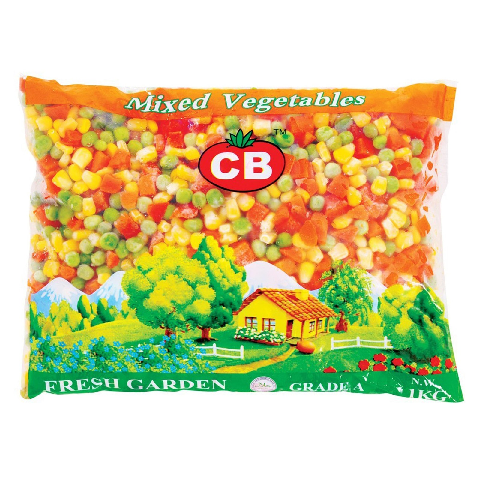 CB Mixed Vegetables