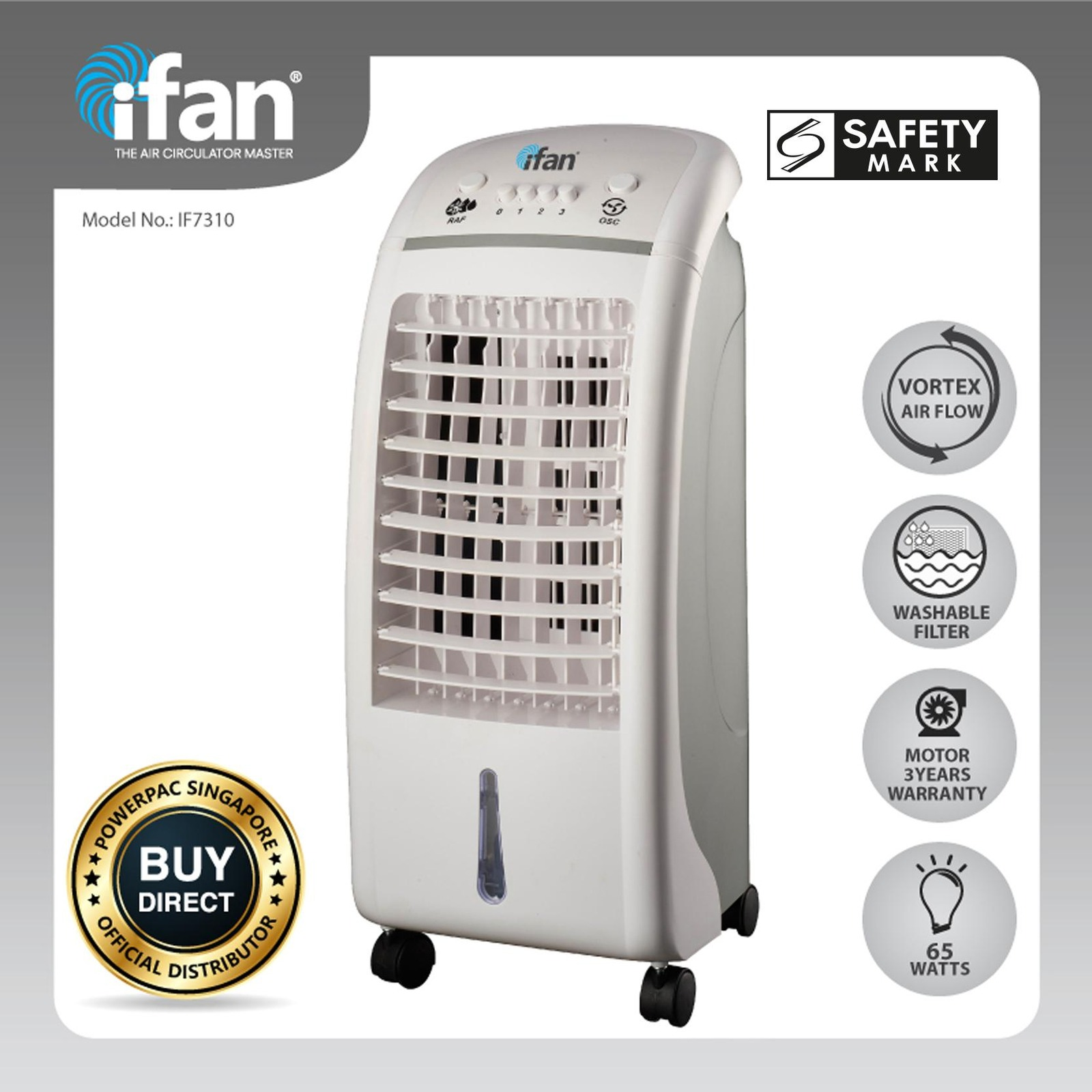 iFan Air Cooler IF7310
