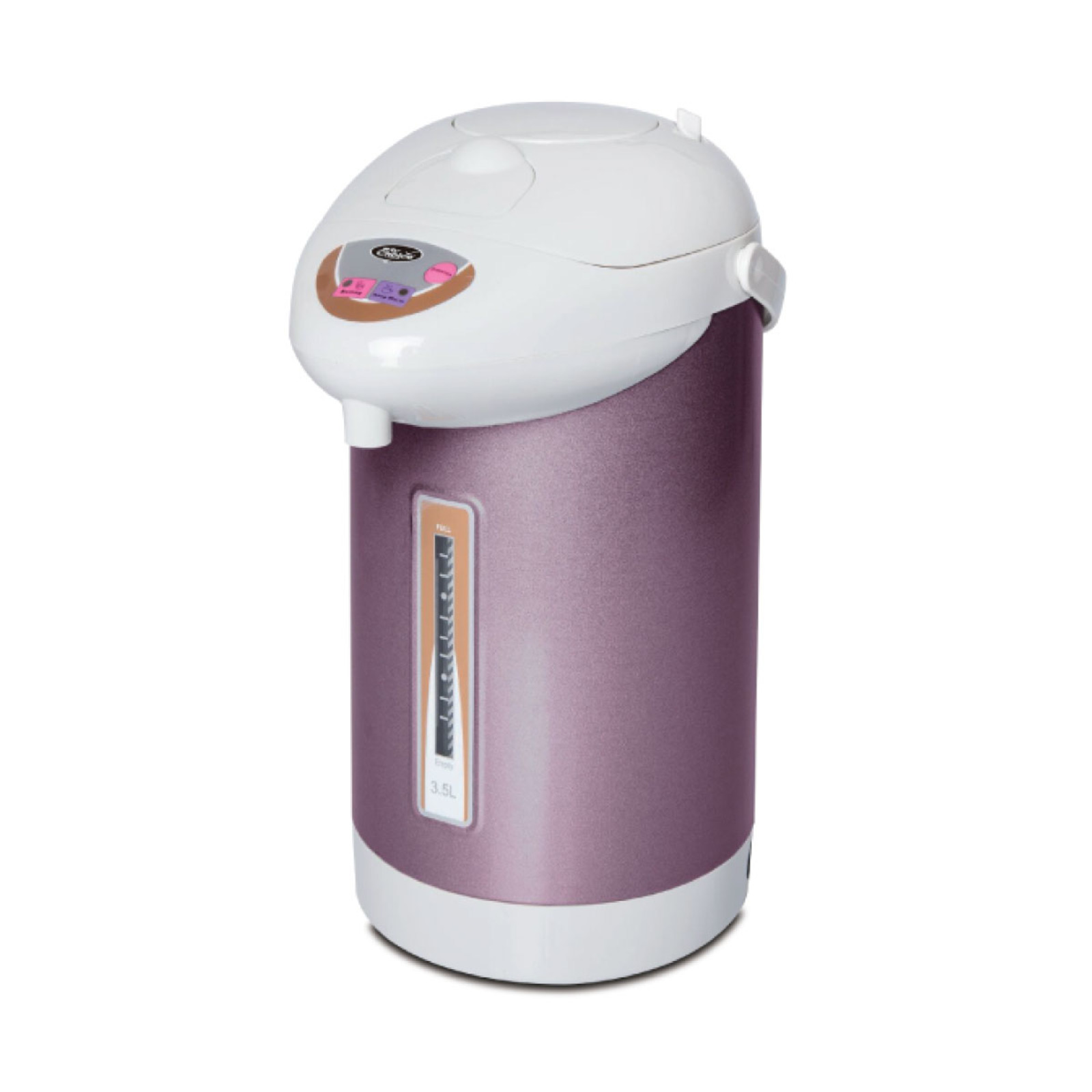 My Choice - PowerPac 3.5L Electric Airpot with Stainless Steel - MC350