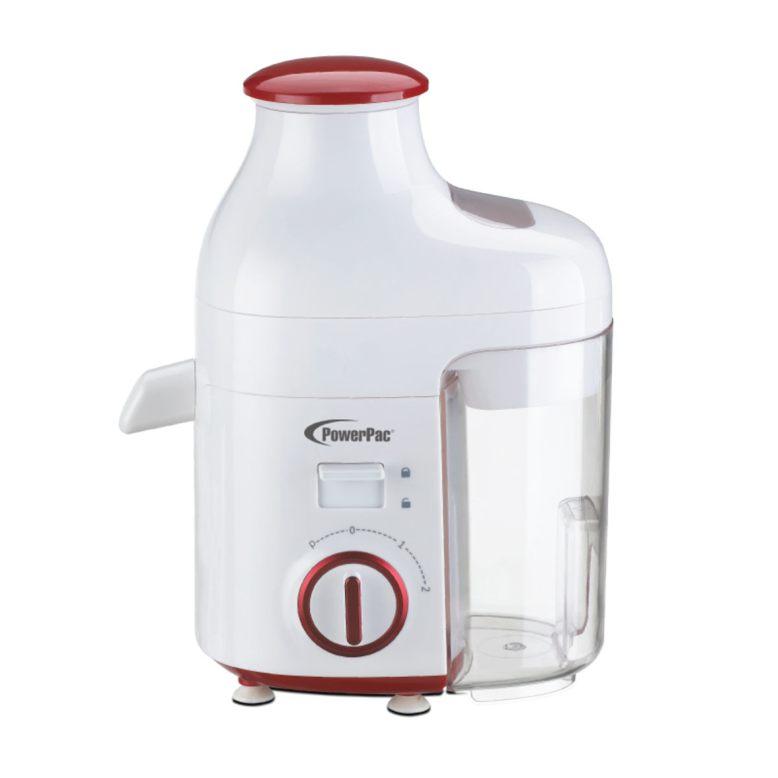 PowerPac Juice Extractor With 2 Speed Selector & Safety Lock PP3403