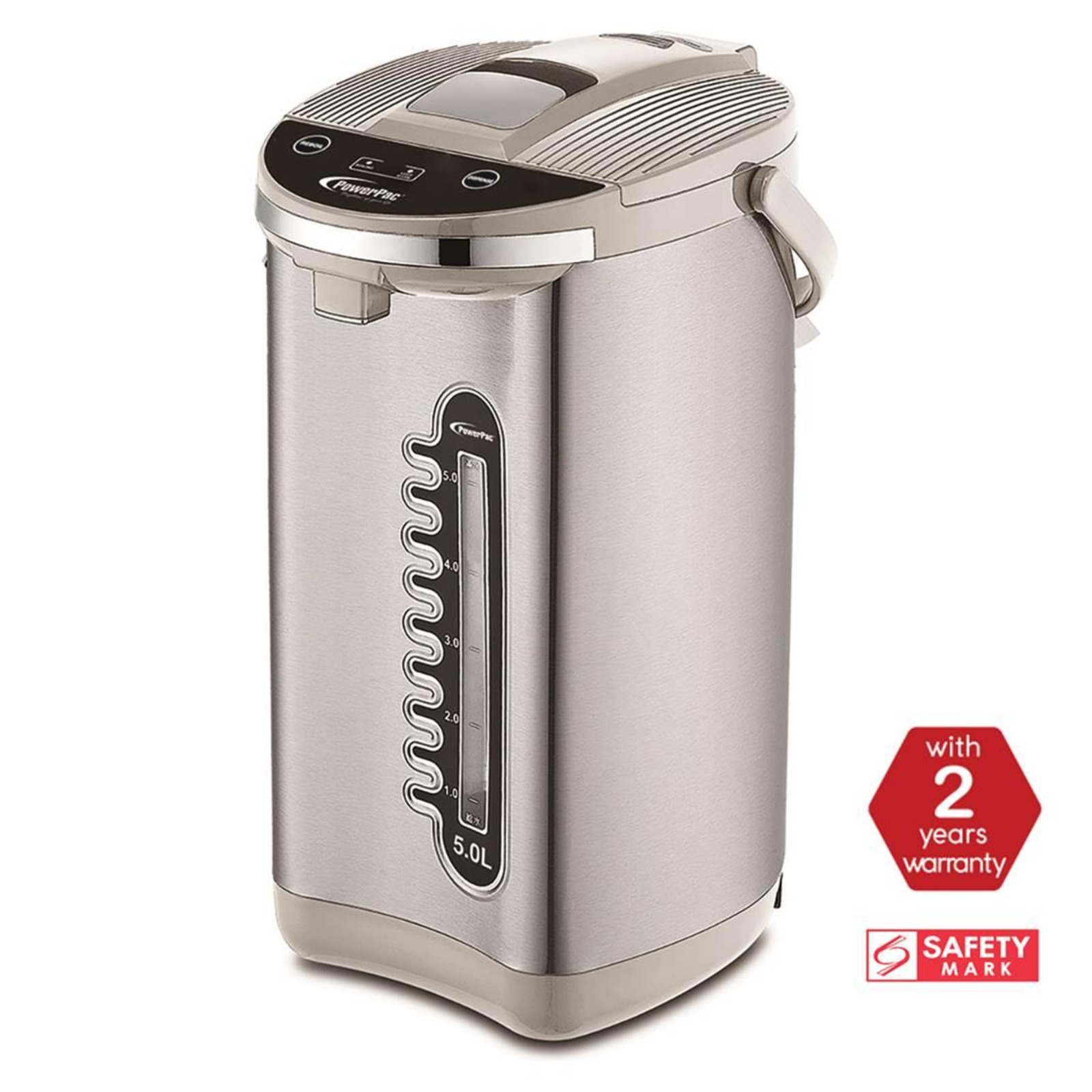 PowerPac 5L Electric Airpot With 2-Way Dispenser And Reboil - PPA70-5