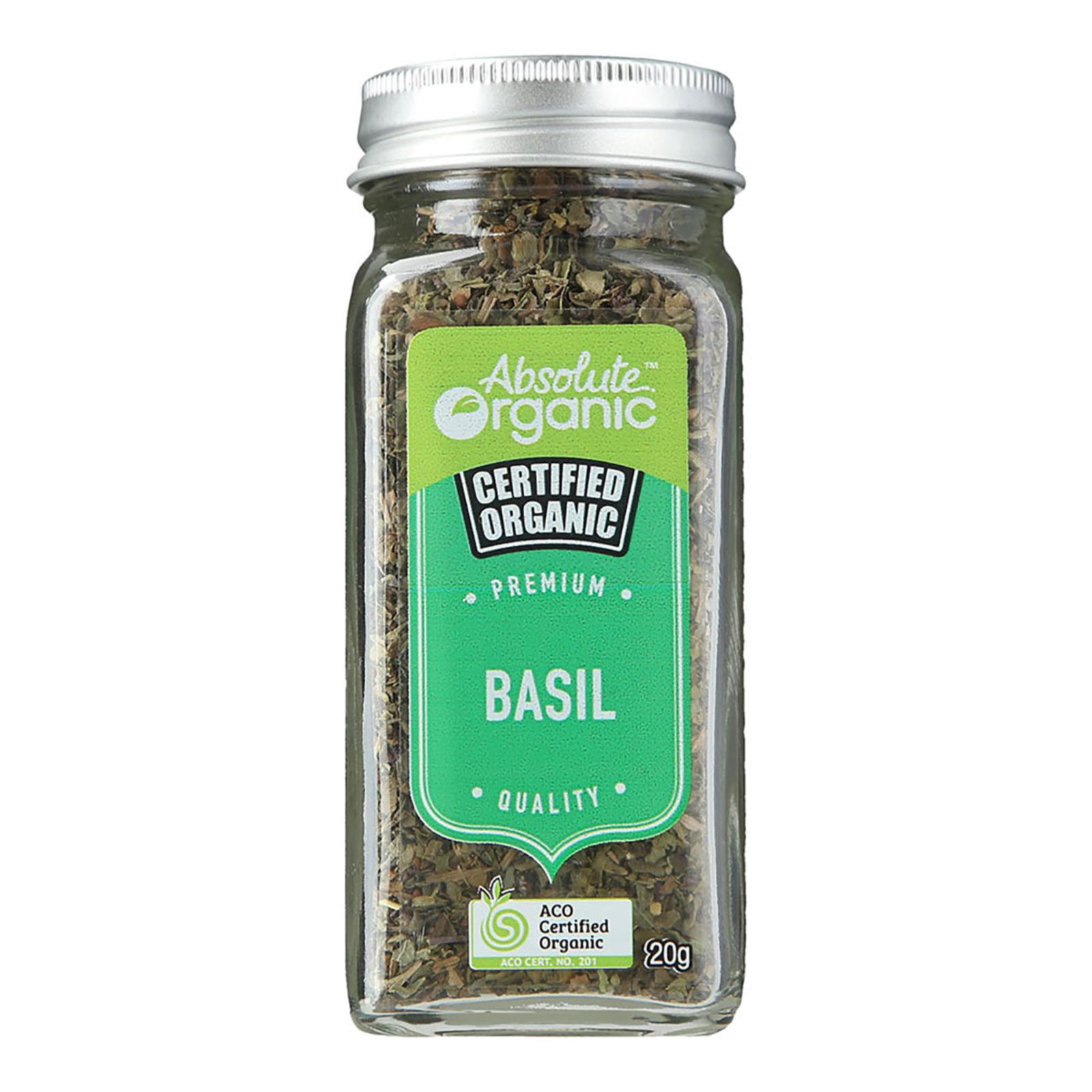 Absolute Organic Basil