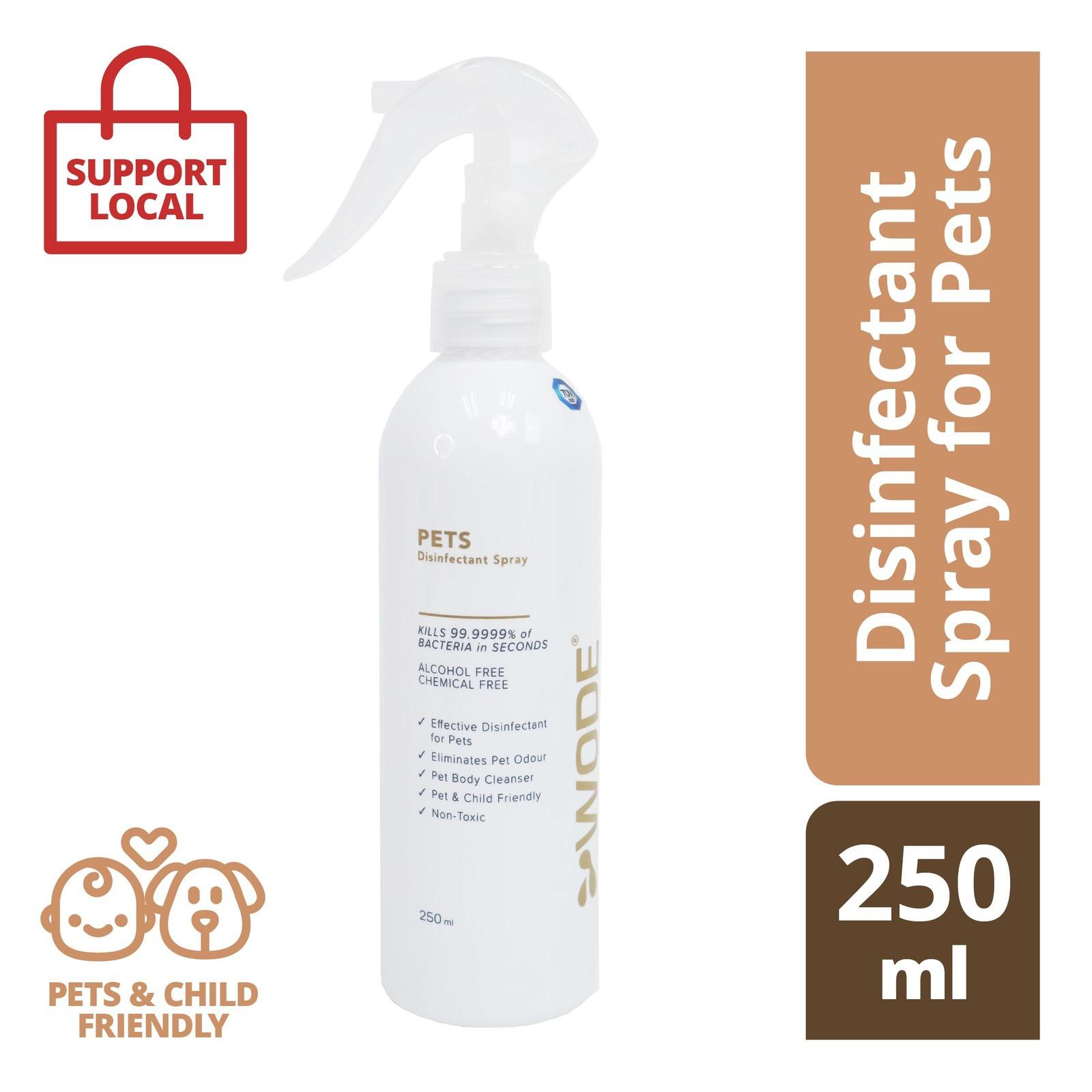 Wode Pet Disinfectant Spray 250ml