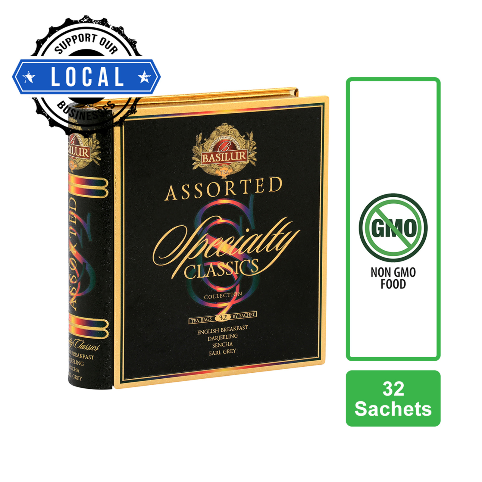 Basilur Assorted Book - Specialty Classics Tea