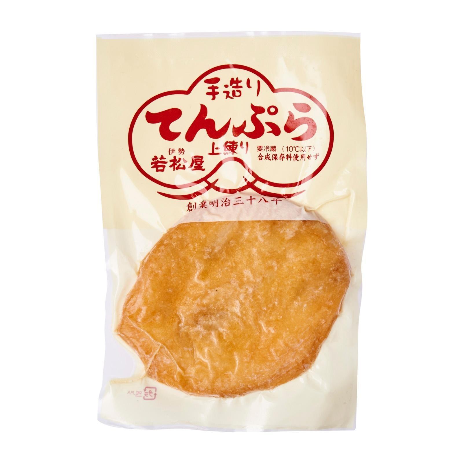 Wakamatsuya Tempura Gobo-Ten Fish Cakes - Frozen - Kirei