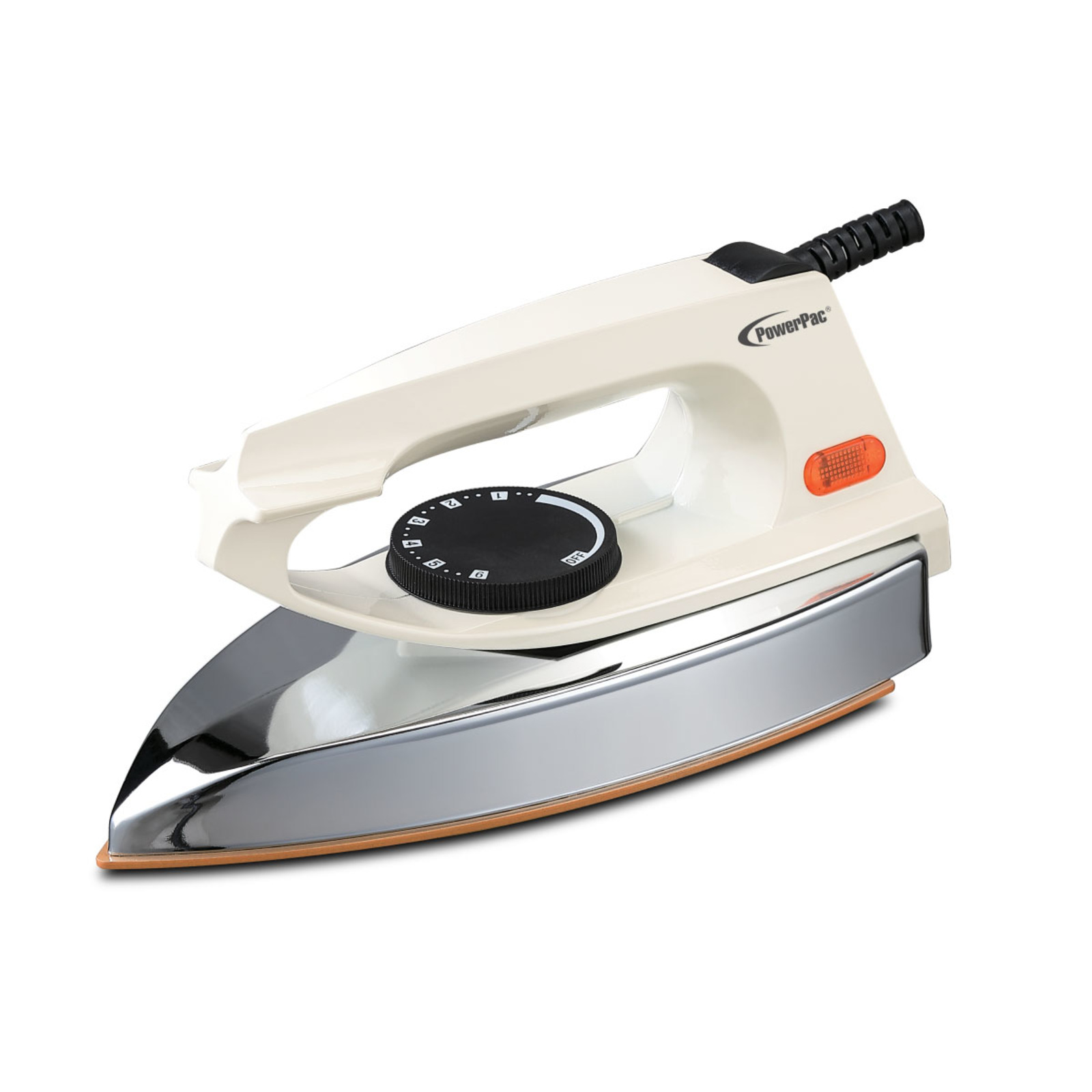 PowerPac 1.3KG Heavy Dry Iron 1200W PPIN1125