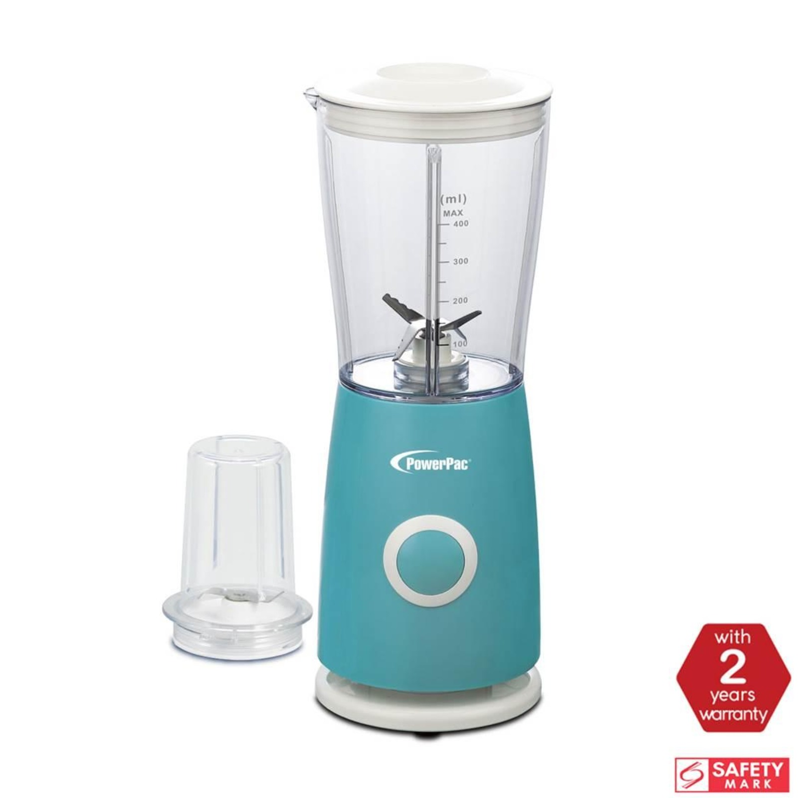PowerPac 2in1 Blender For Grinding & Blending PPBL686P
