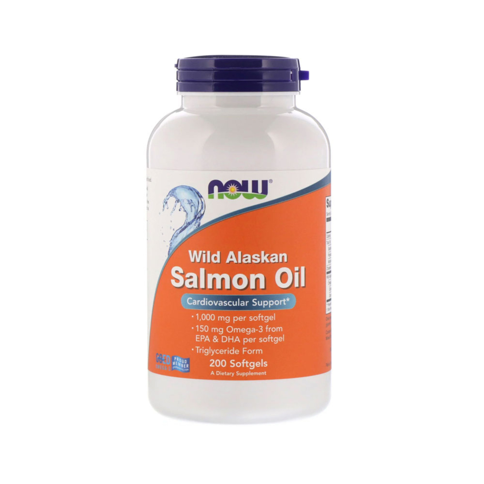 Now Foods Wild Alaskan Salmon Oil